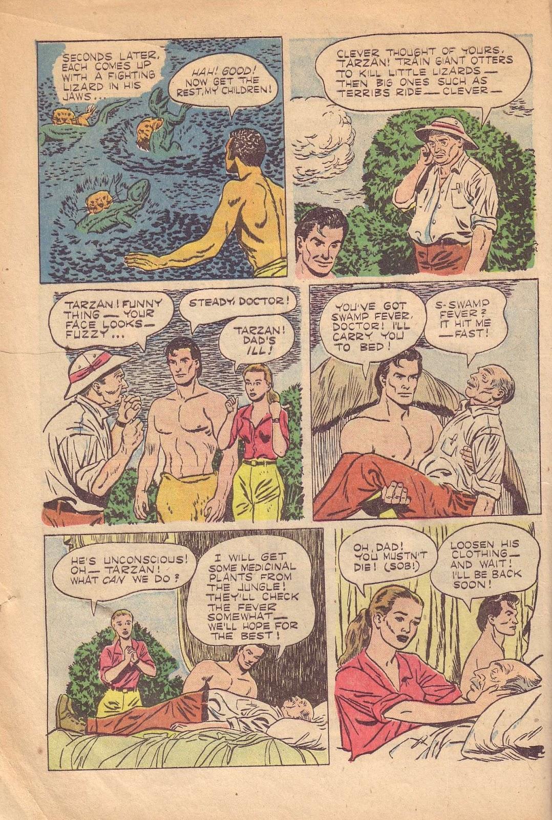 Tarzan (1948) issue 50 - Page 4