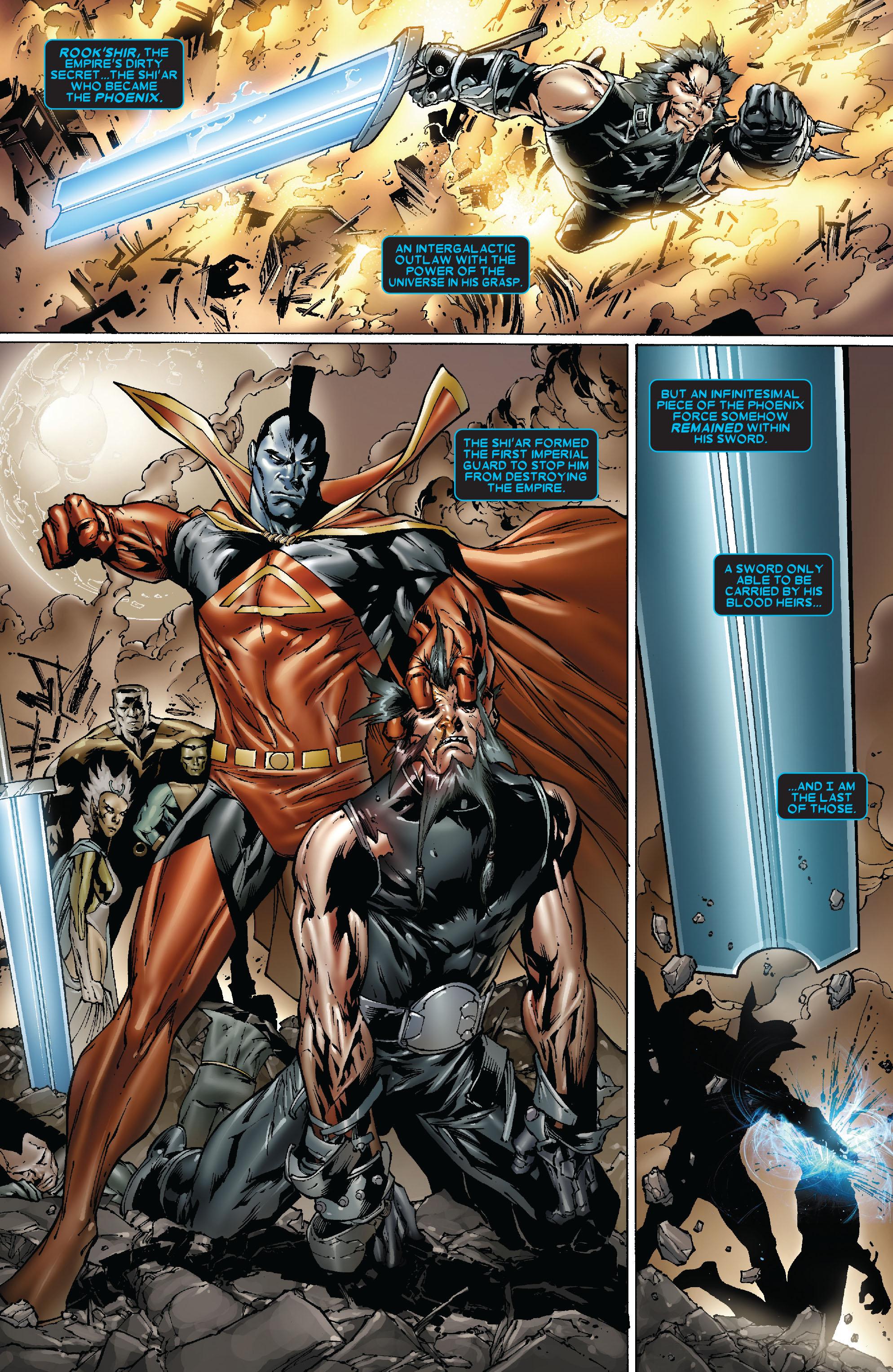 Read online Uncanny X-Men (1963) comic -  Issue #479 - 3