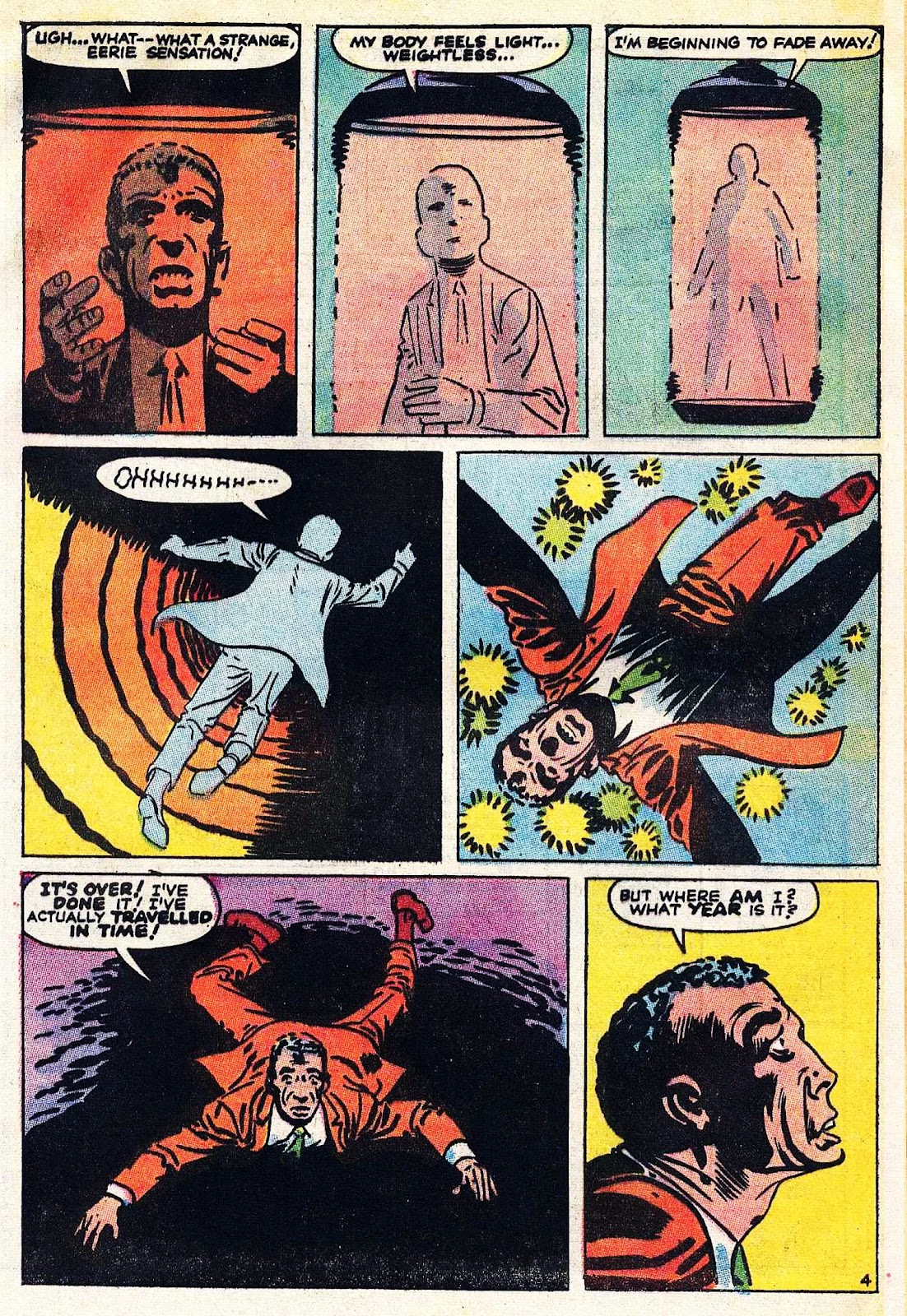 Where Monsters Dwell (1970) issue 9 - Page 32