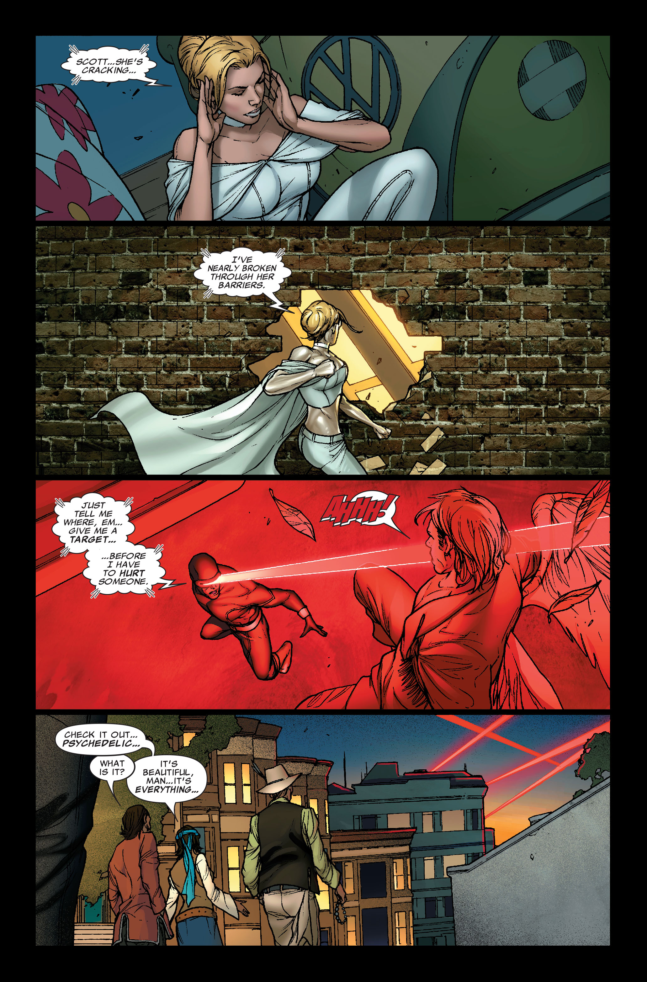Read online Uncanny X-Men (1963) comic -  Issue #499 - 11