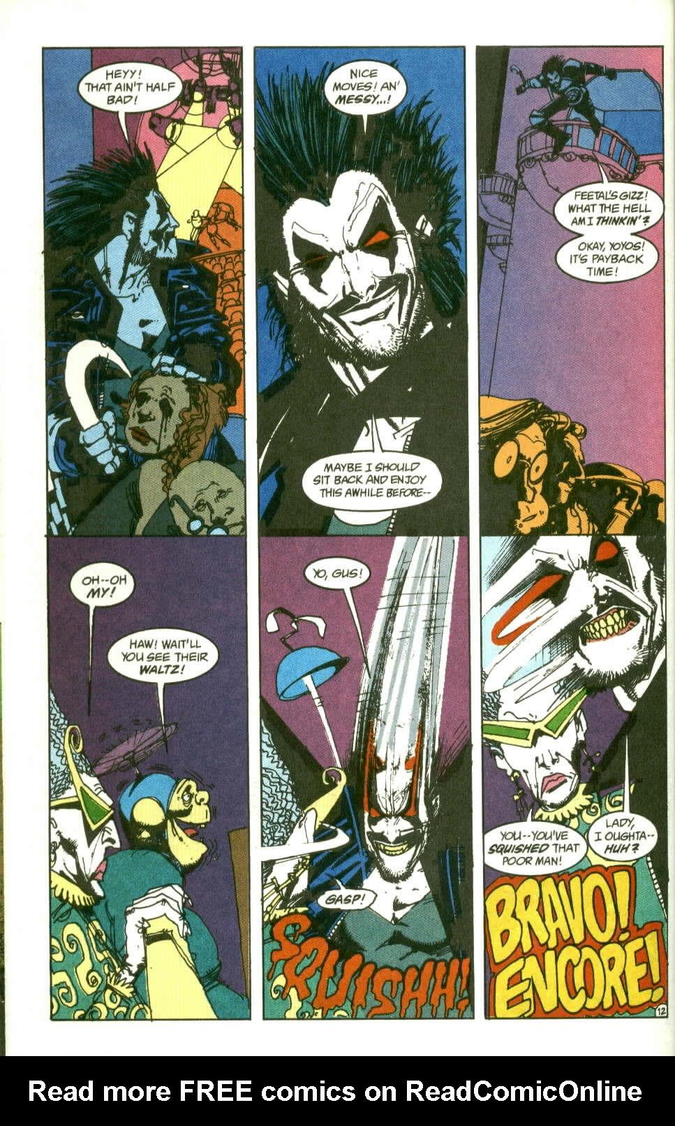 Read online Lobo (1990) comic -  Issue #2 - 13