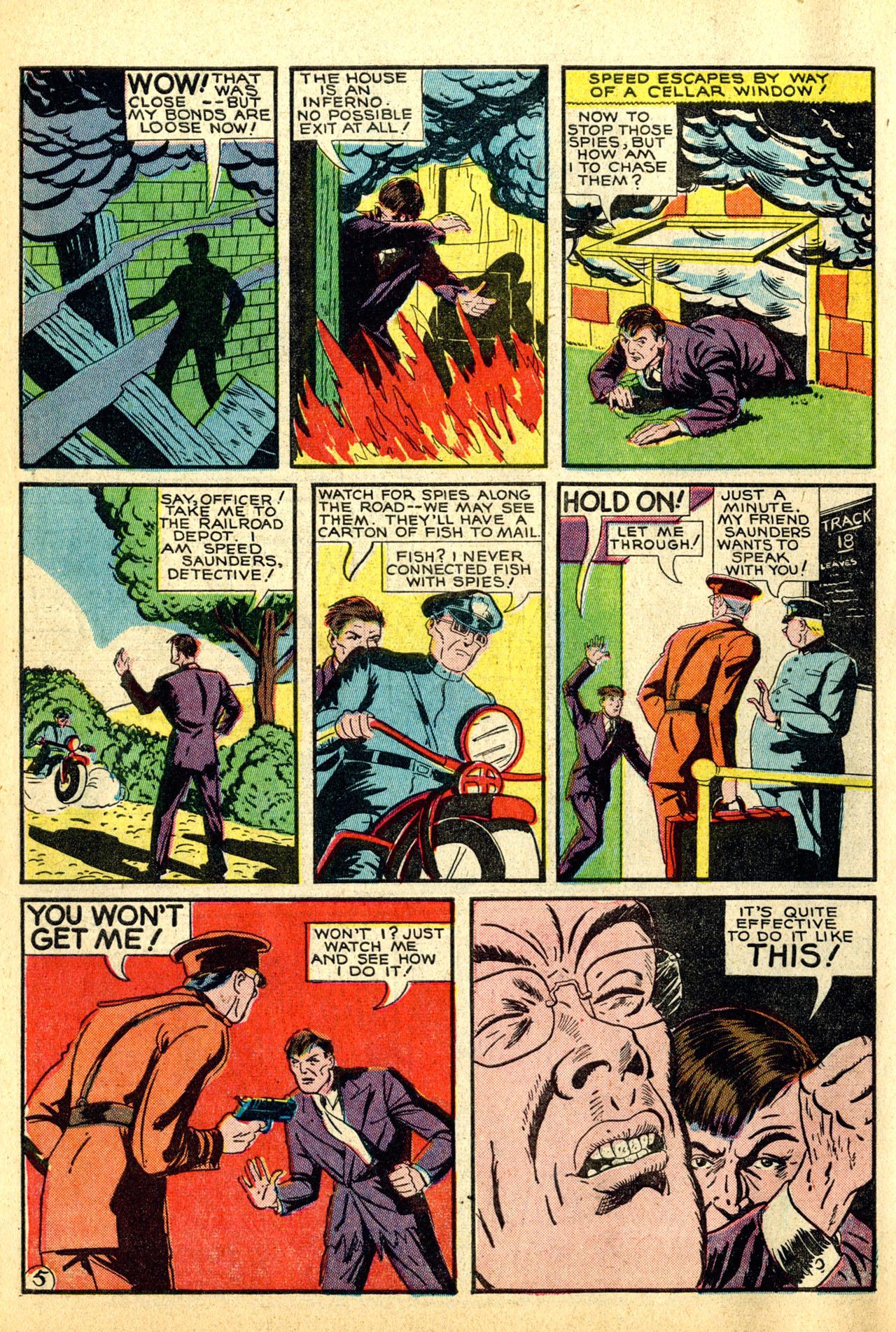 Read online Detective Comics (1937) comic -  Issue #50 - 42
