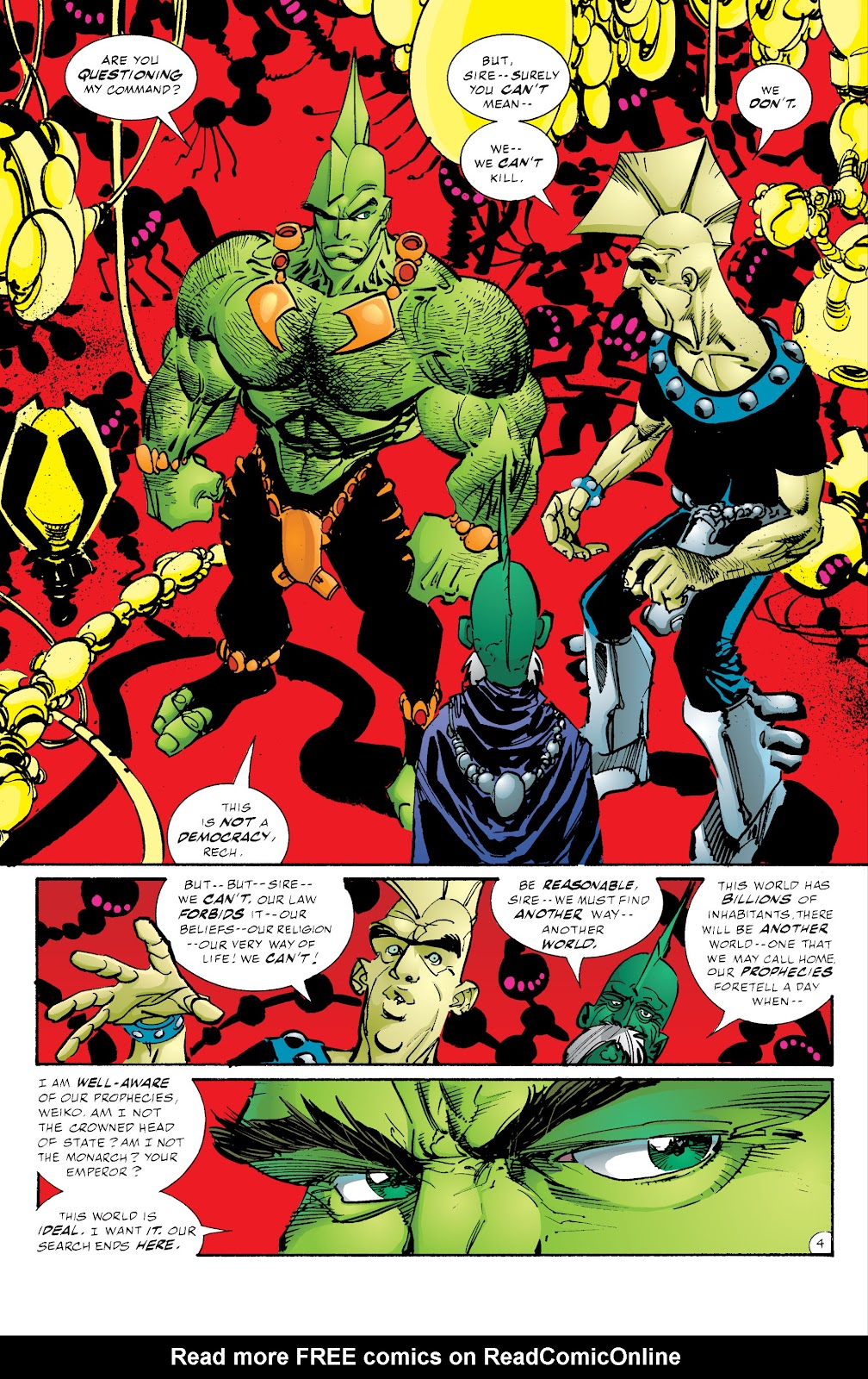 The Savage Dragon (1993) Issue #0 #1 - English 5