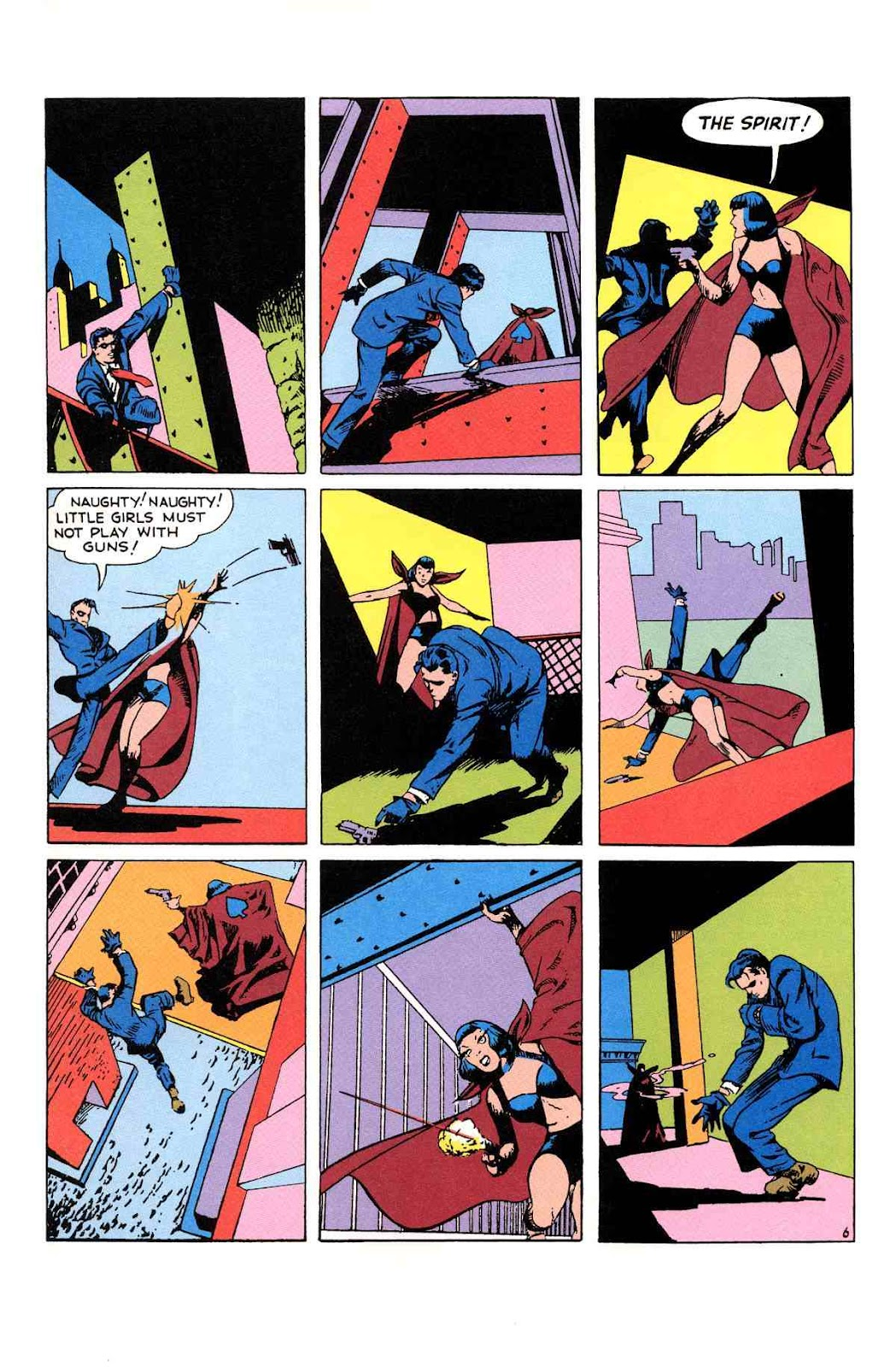 Read online Will Eisner's The Spirit Archives comic -  Issue # TPB 1 (Part 2) - 68