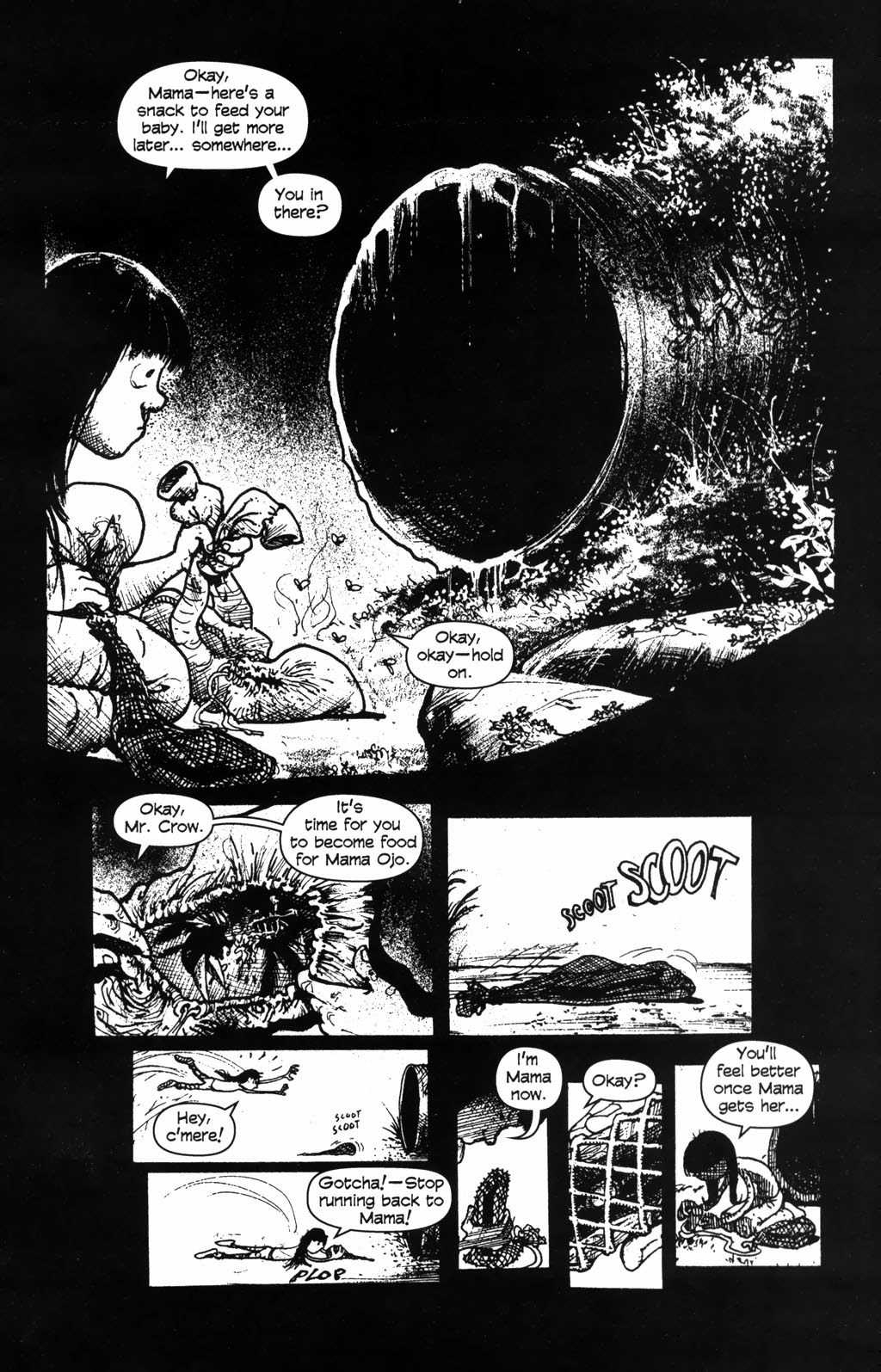 Ojo issue 2 - Page 5