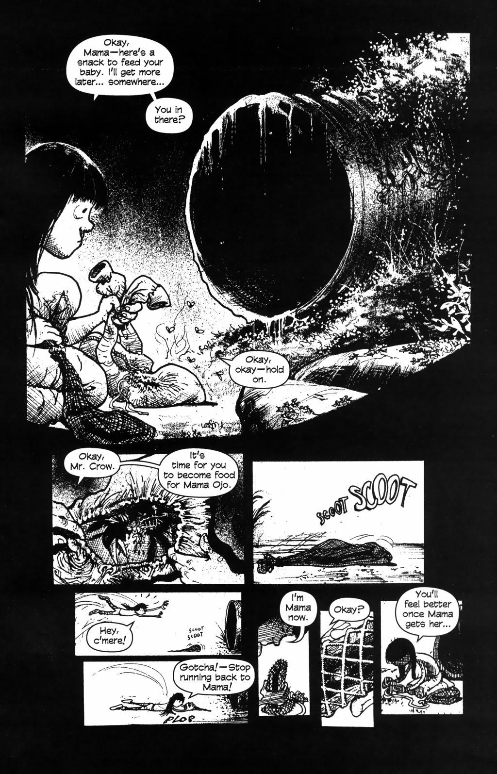Read online Ojo comic -  Issue #2 - 5