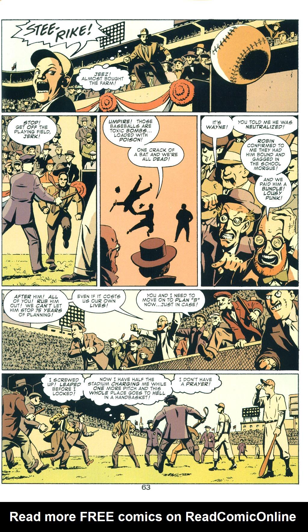 Read online Batman: Detective #27 comic -  Issue #27 TPB - 69