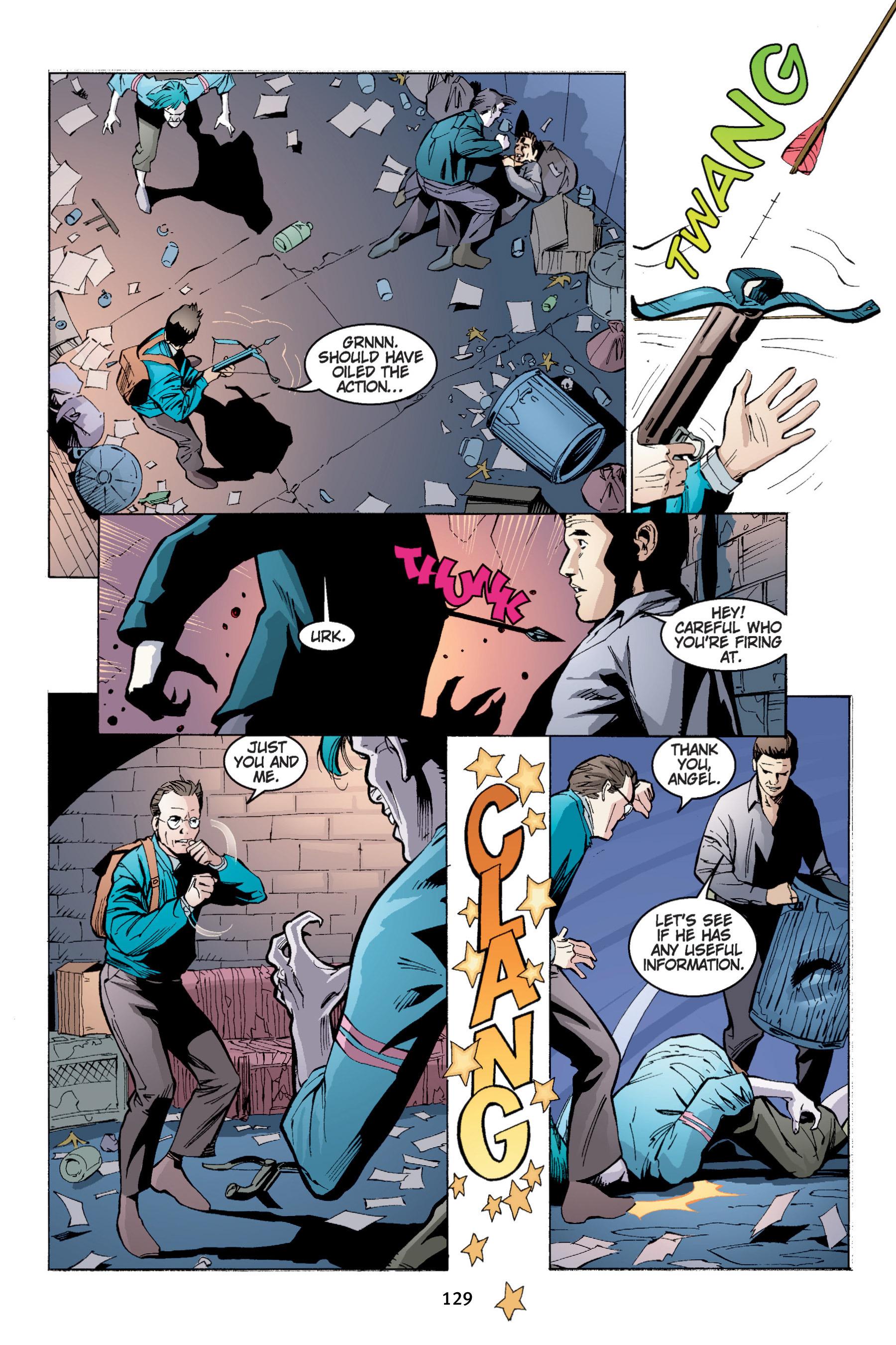 Read online Buffy the Vampire Slayer: Omnibus comic -  Issue # TPB 4 - 130