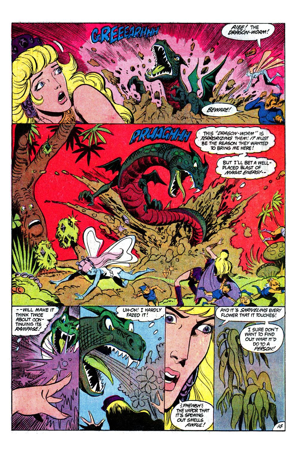 Read online Amethyst, Princess of Gemworld comic -  Issue # _Annual 1 - 15