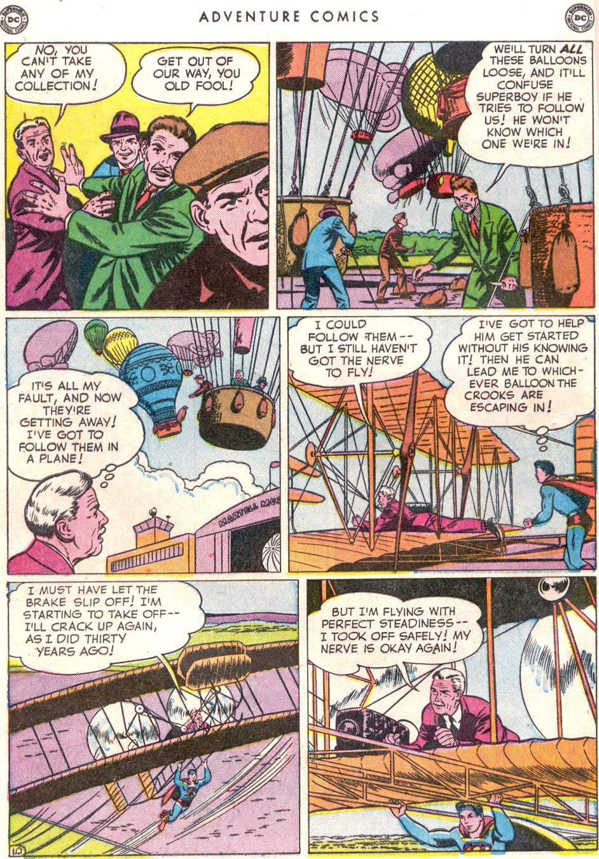 Read online Adventure Comics (1938) comic -  Issue #156 - 12