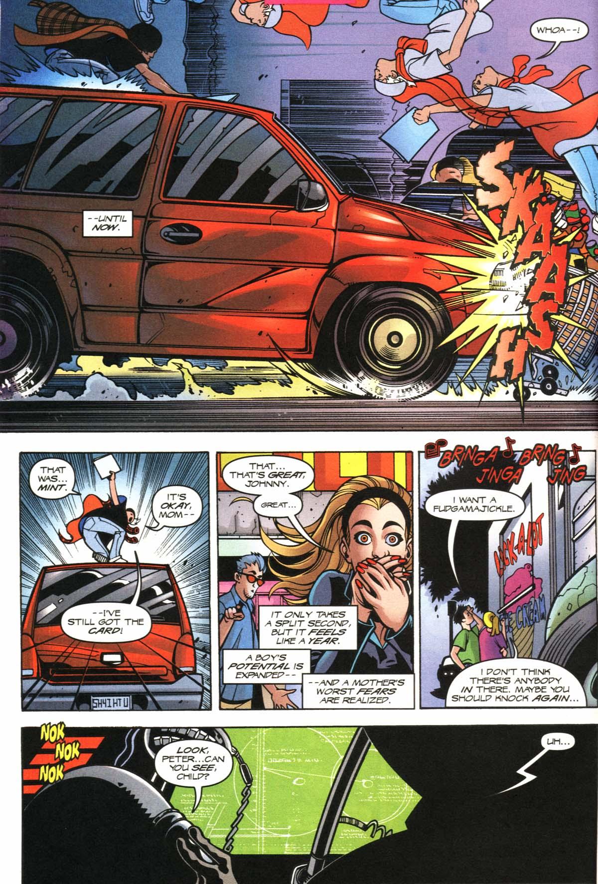 Read online Slingers comic -  Issue #9 - 3