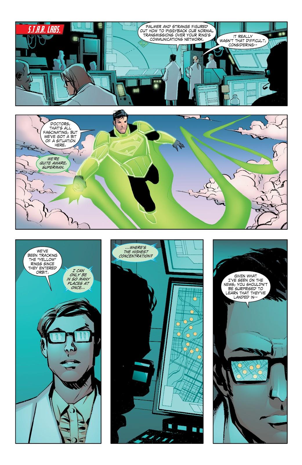 Read online Smallville Season 11 [II] comic -  Issue # TPB 7 - 85