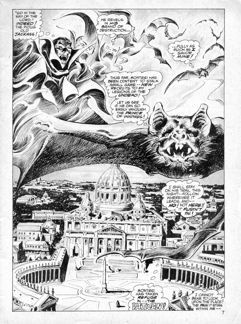 Dracula Lives issue 6 - Page 8