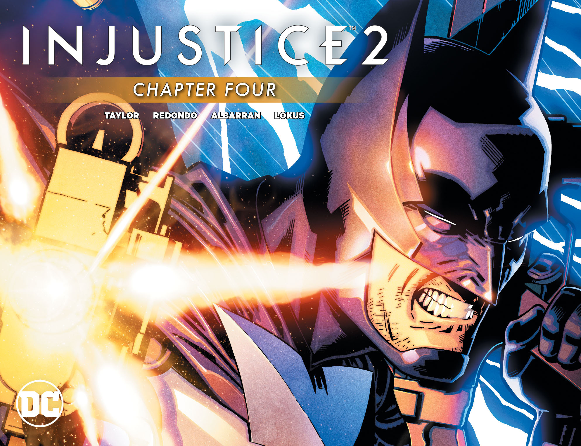 Read online Injustice 2 comic -  Issue #4 - 1