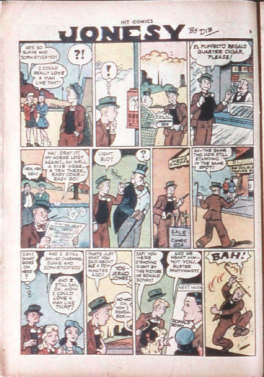 Read online Hit Comics comic -  Issue #36 - 24