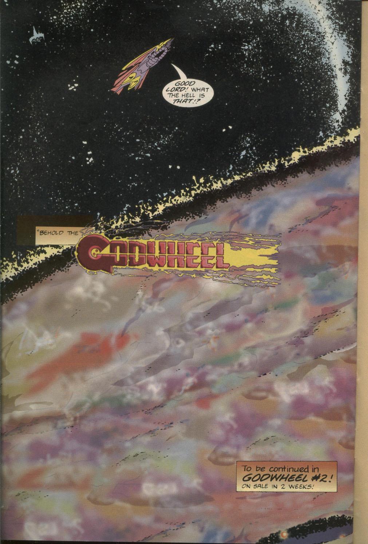 Read online Godwheel comic -  Issue #1 - 27