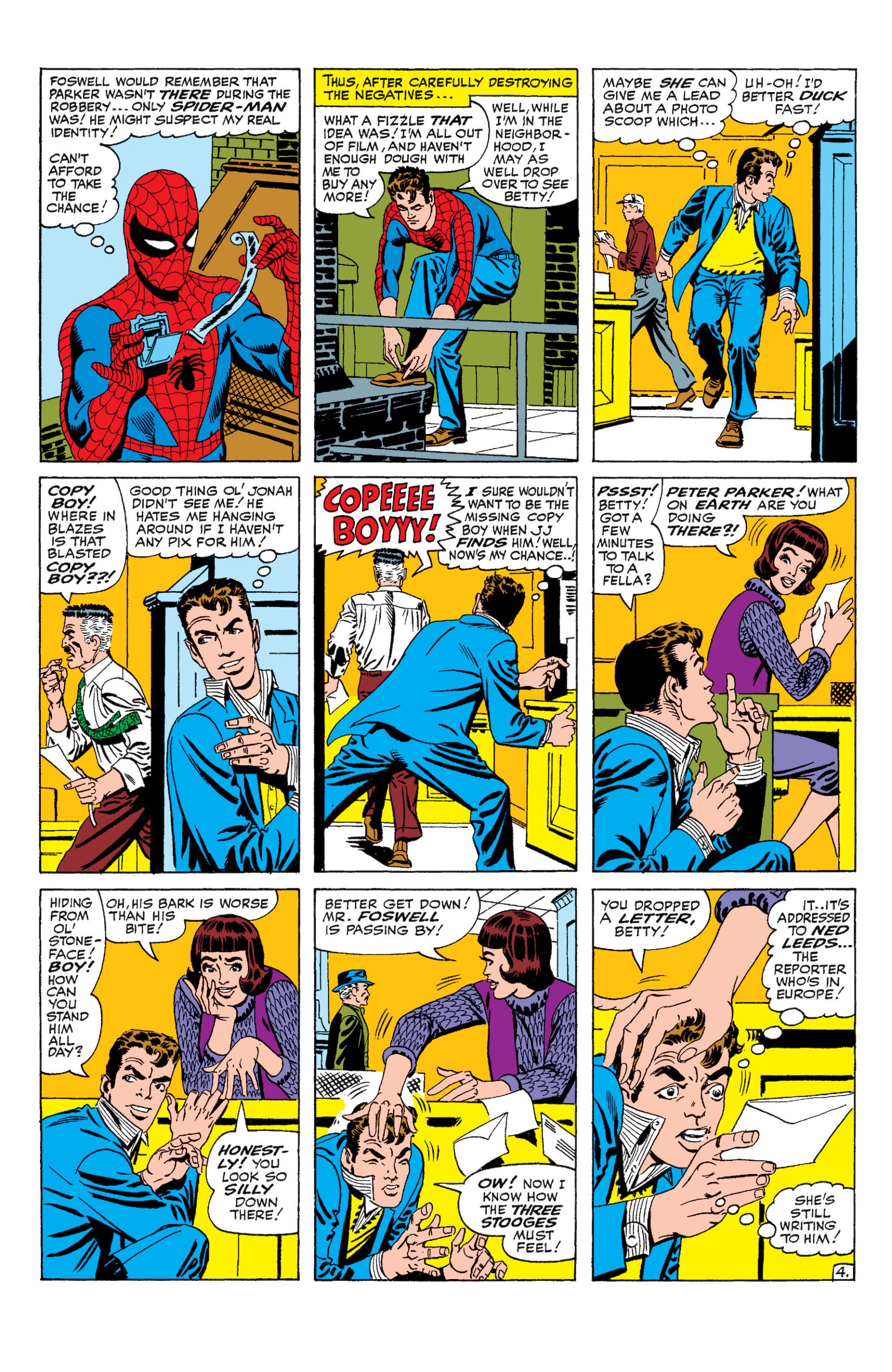 The Amazing Spider-Man (1963) 24 Page 4