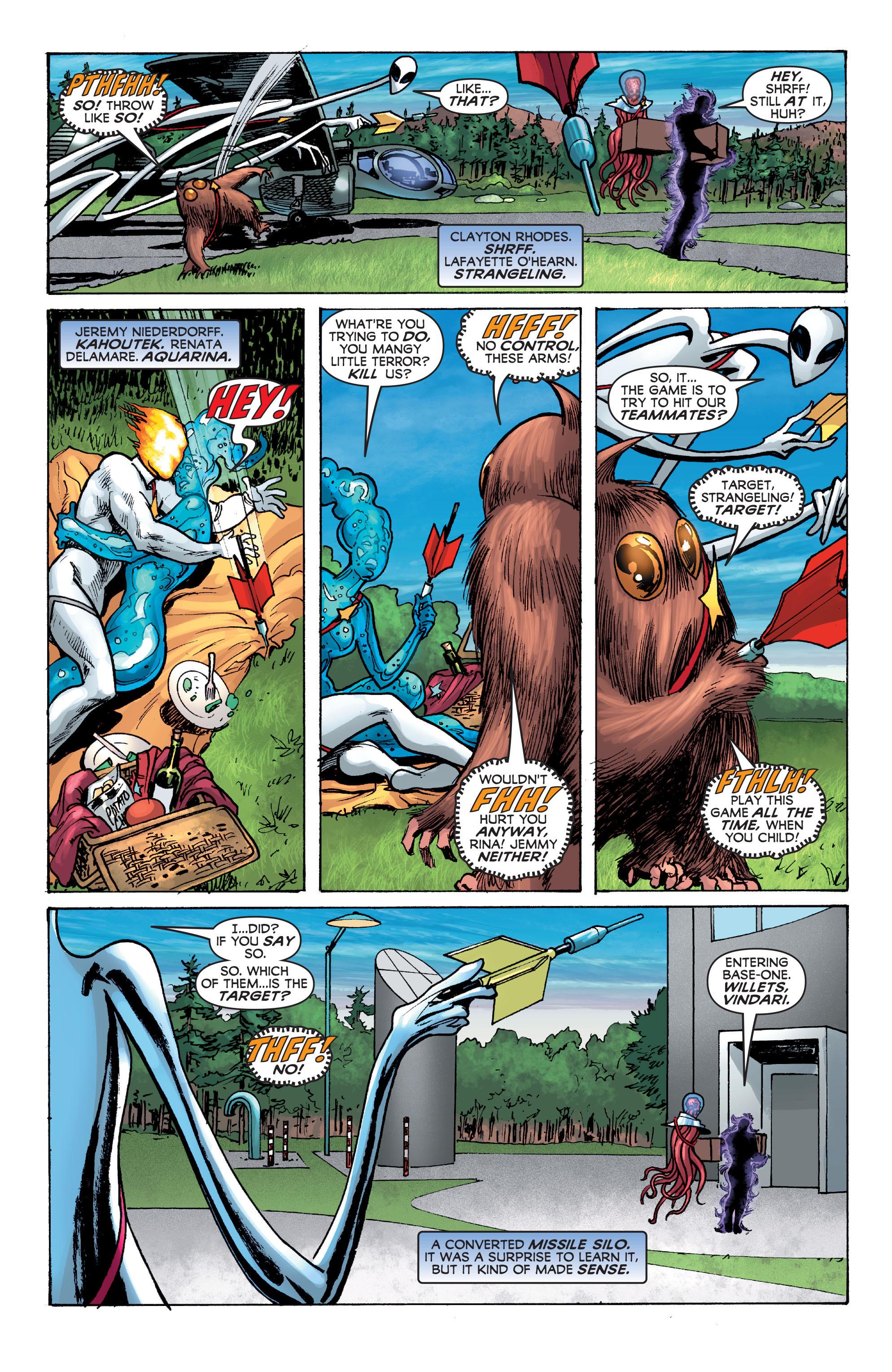 Read online Astro City: Dark Age/Book Three comic -  Issue #3 - 4