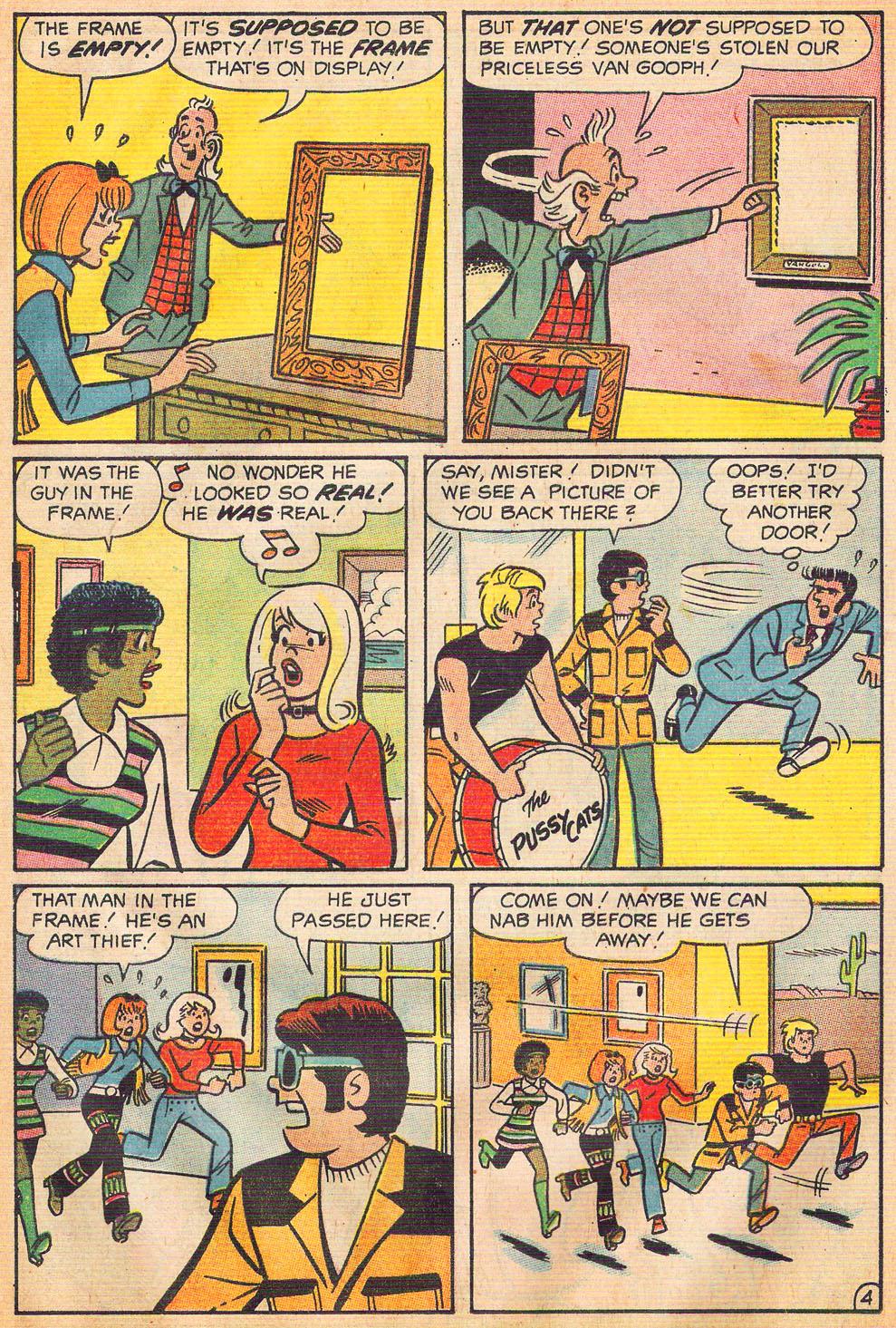 Read online She's Josie comic -  Issue #53 - 16