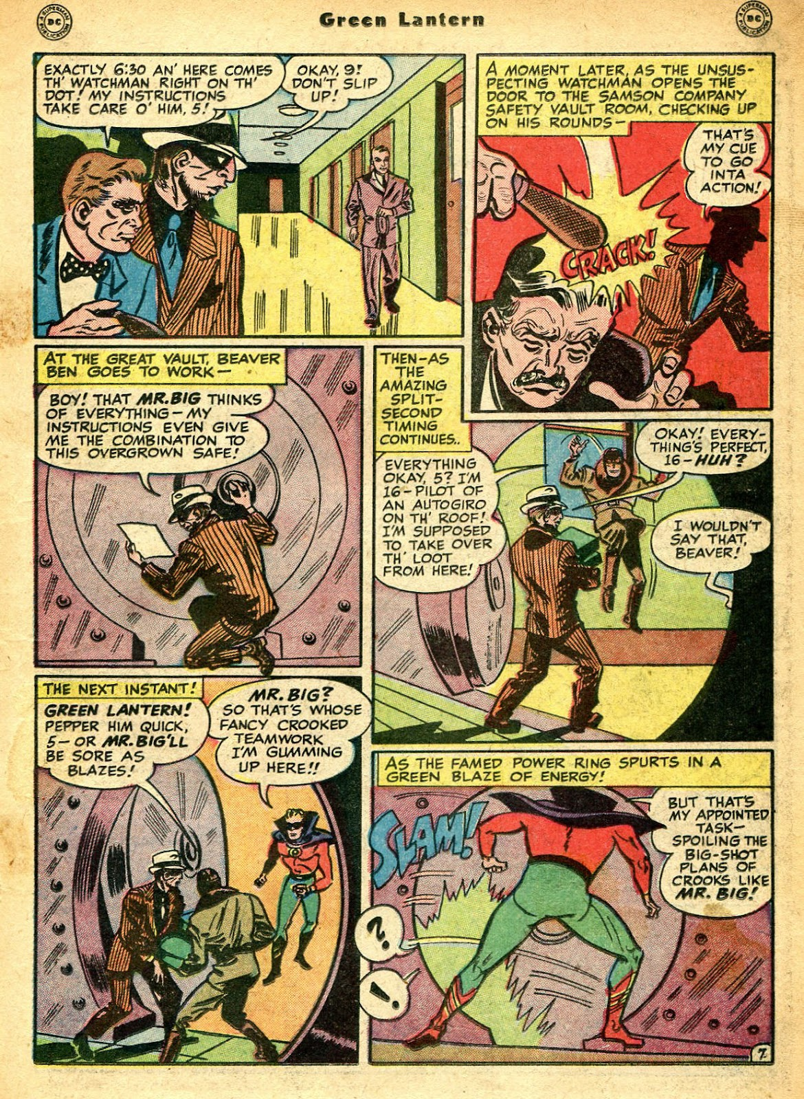 Green Lantern (1941) Issue #33 #33 - English 24