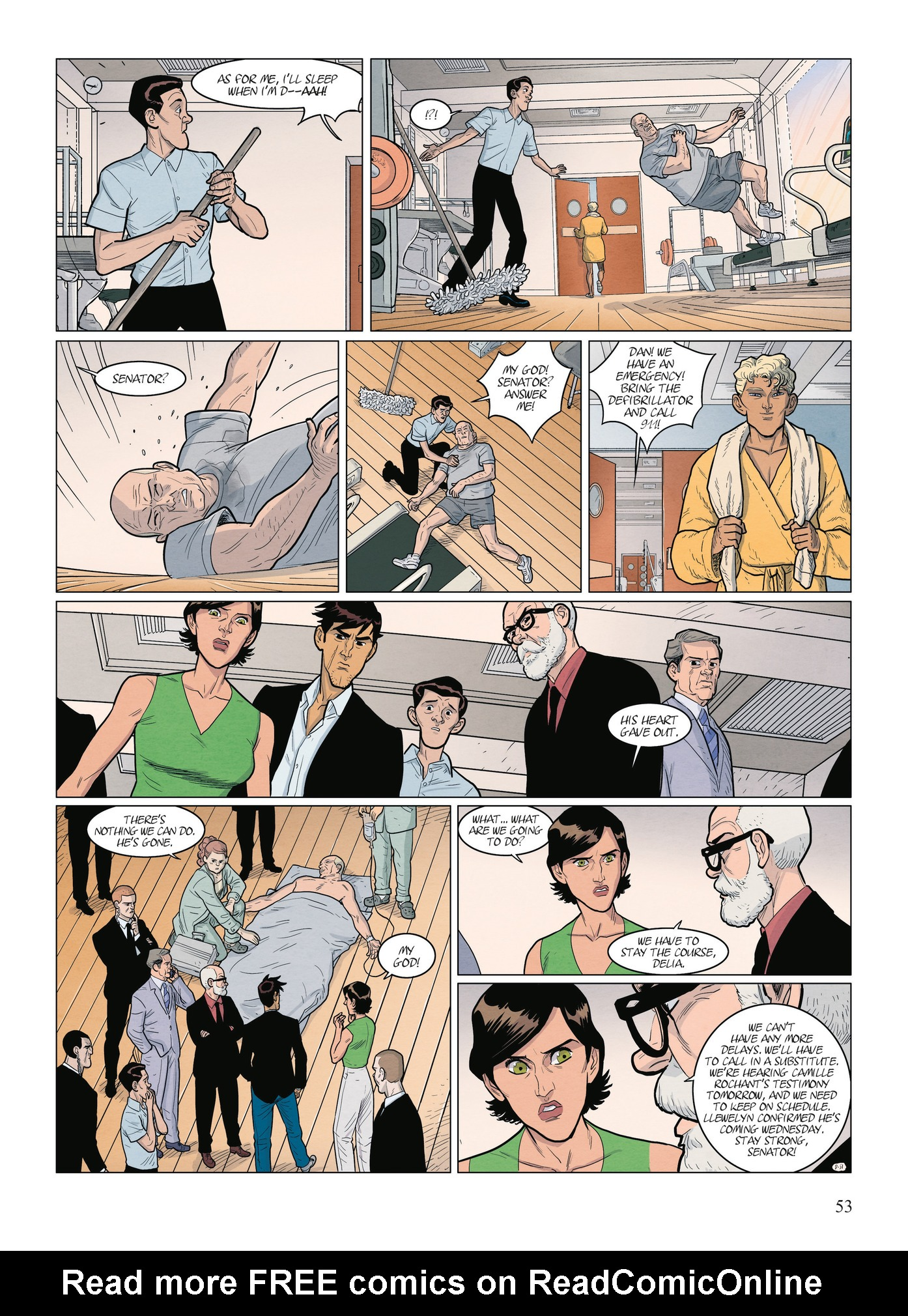 Read online Alter Ego comic -  Issue #9 - 55