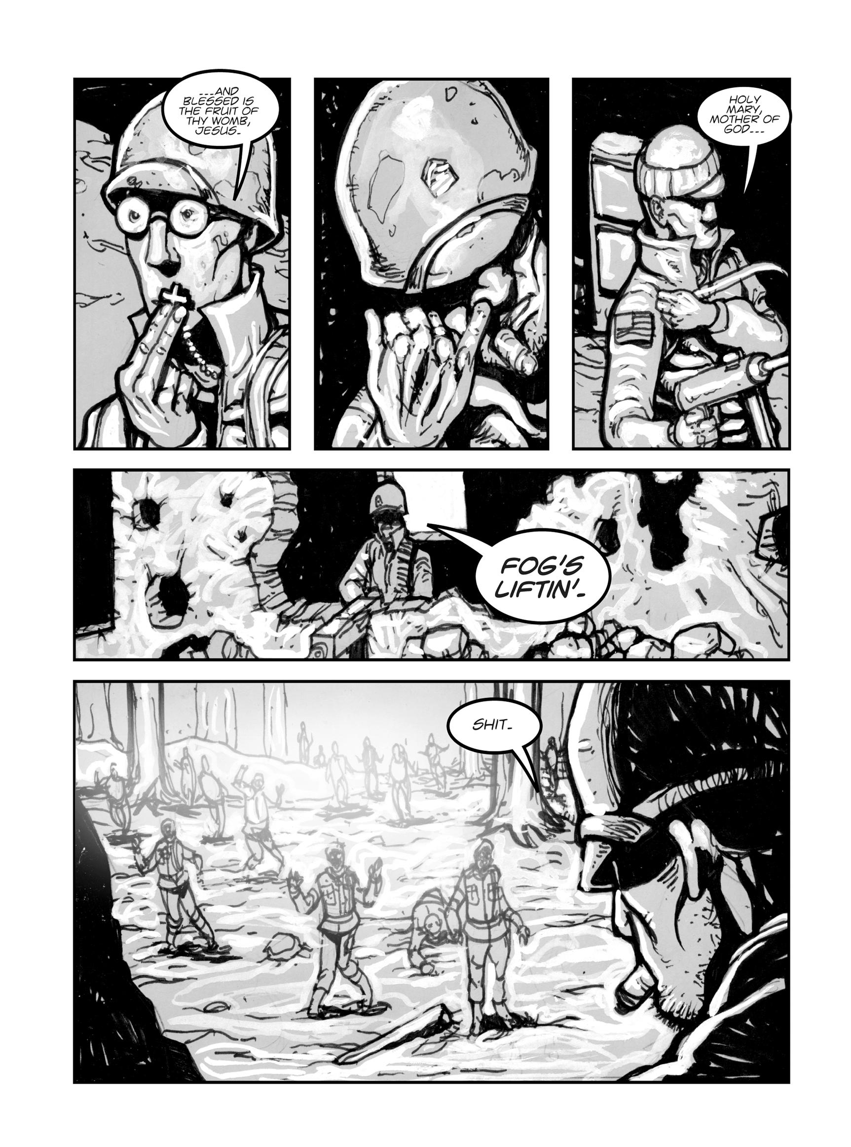 Read online FUBAR comic -  Issue #1 - 44