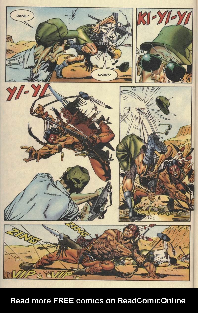 Read online Turok, Dinosaur Hunter (1993) comic -  Issue #10 - 9