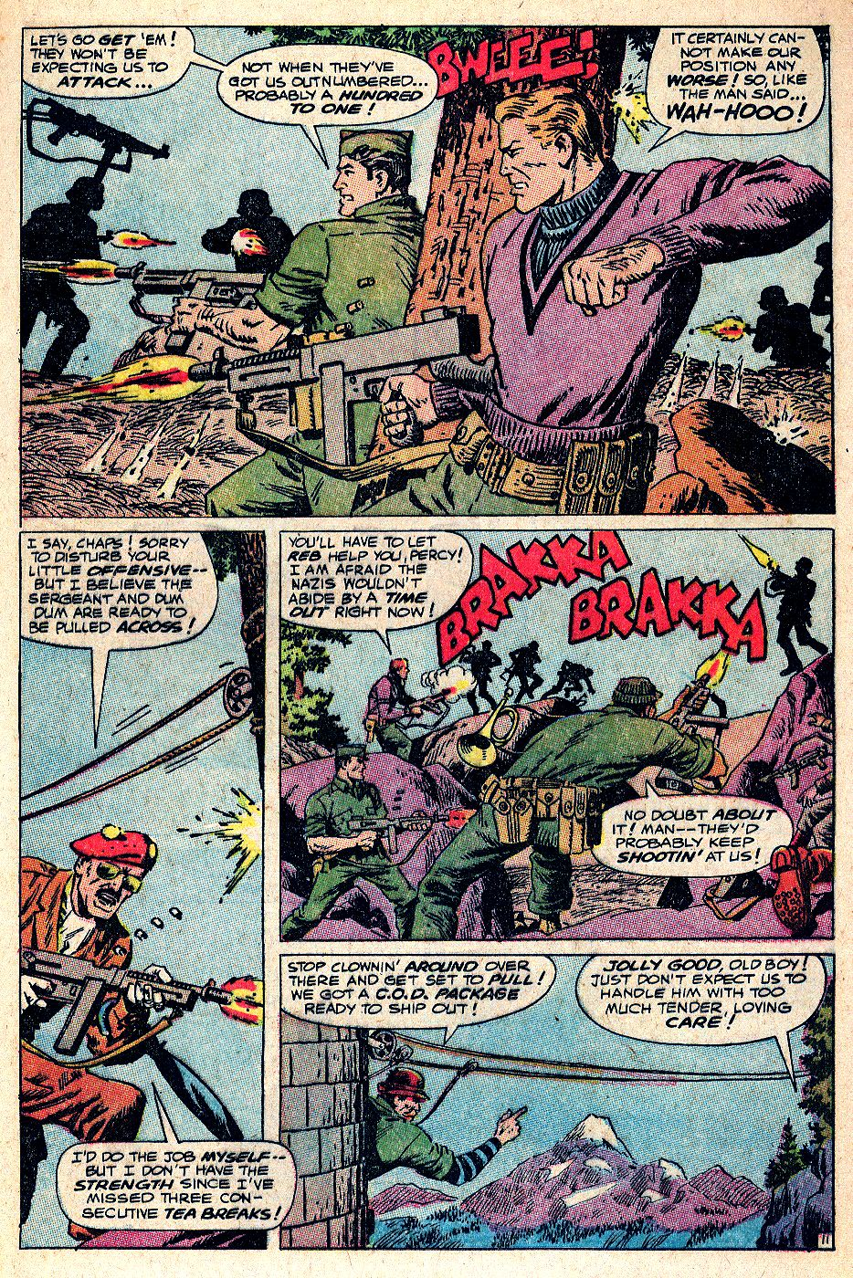 Read online Sgt. Fury comic -  Issue #53 - 17