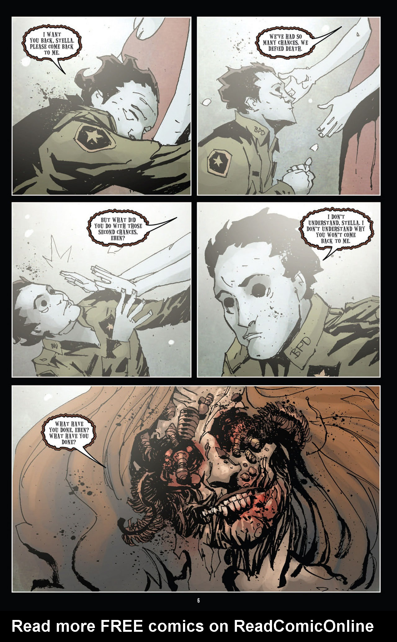 Read online 30 Days of Night (2011) comic -  Issue #11 - 8