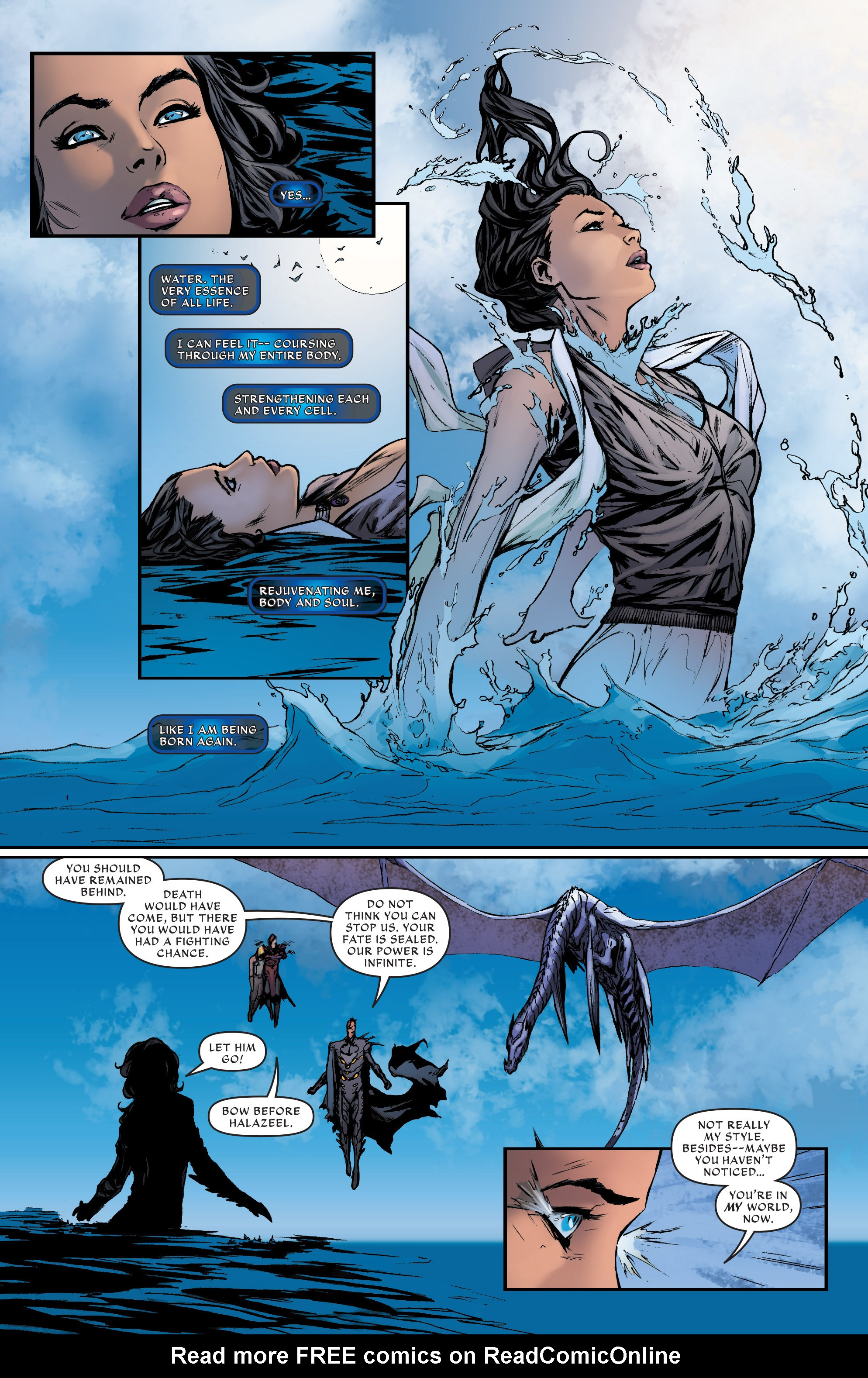 Read online Aspen Universe: Revelations comic -  Issue #2 - 19