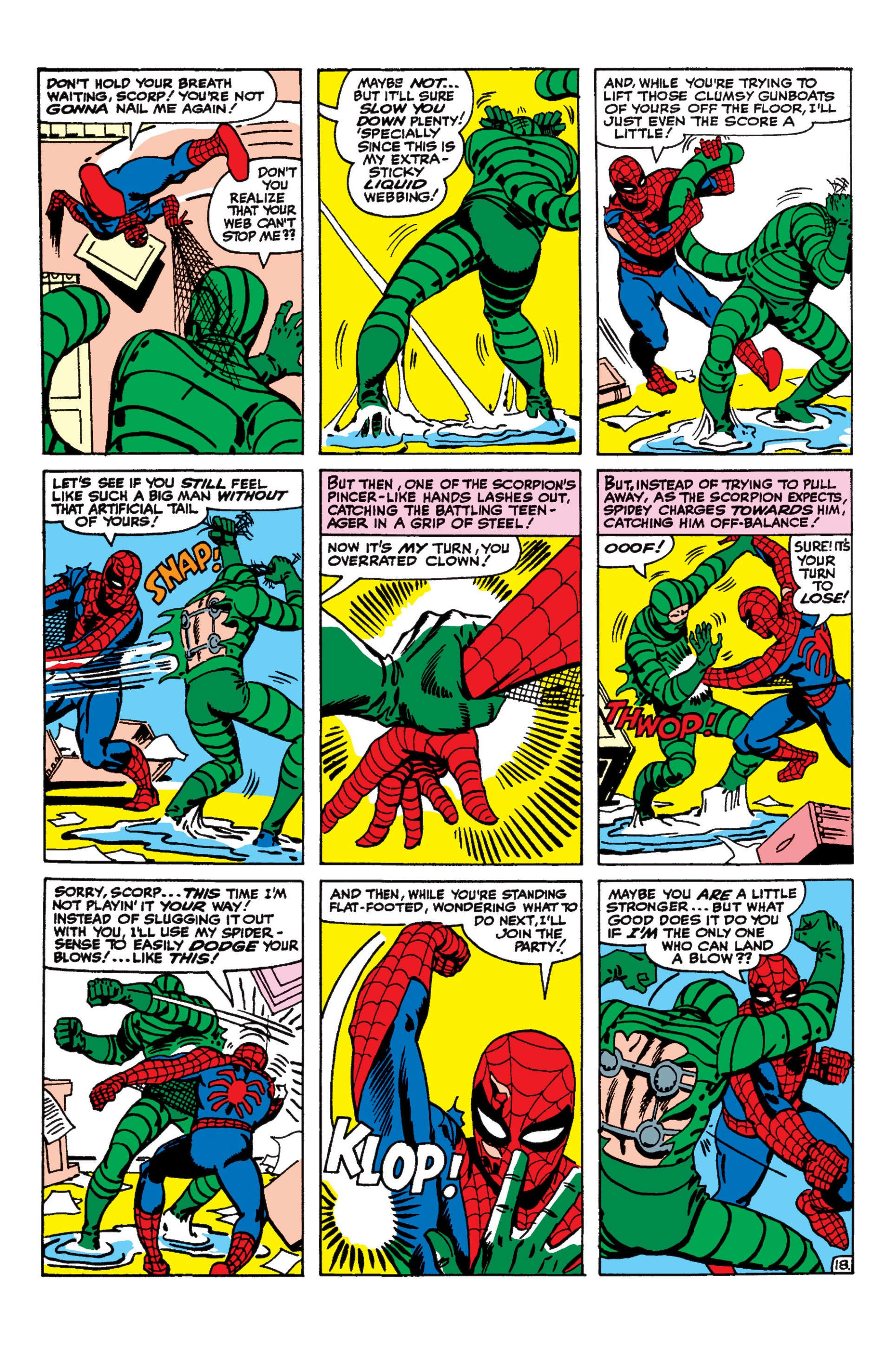 The Amazing Spider-Man (1963) 20 Page 18