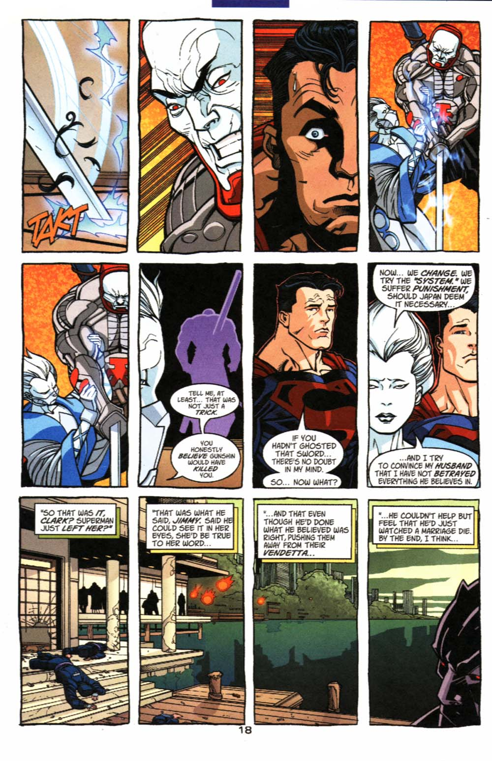 Read online Action Comics (1938) comic -  Issue #788 - 19