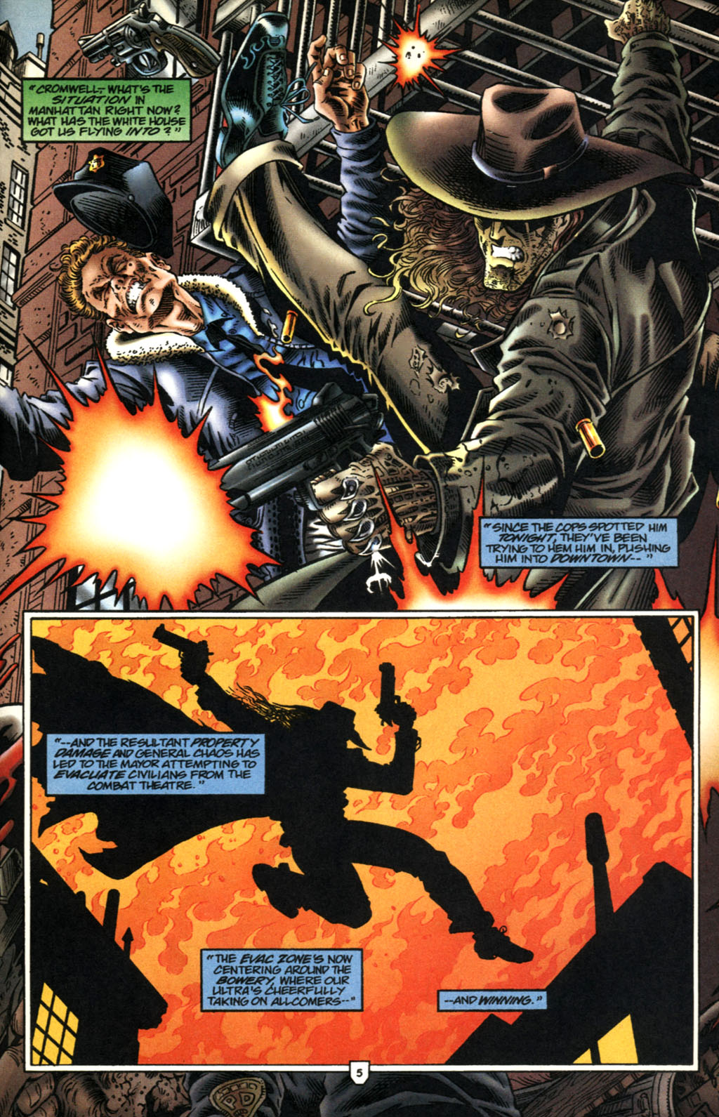 Read online UltraForce (1995) comic -  Issue #2 - 6