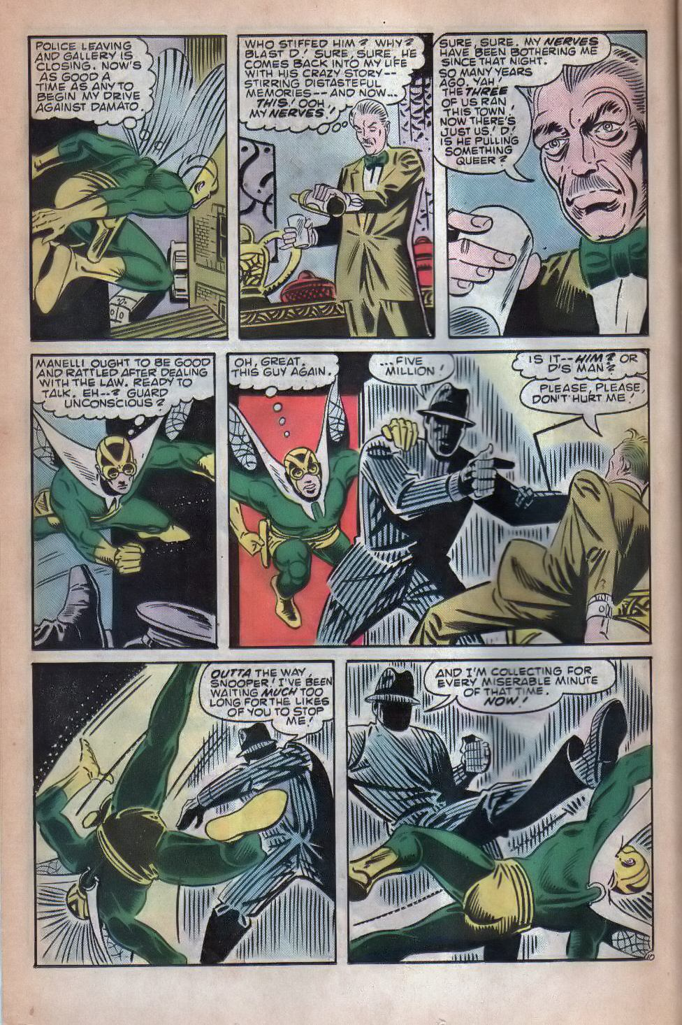 Read online The Fly (1983) comic -  Issue #8 - 11