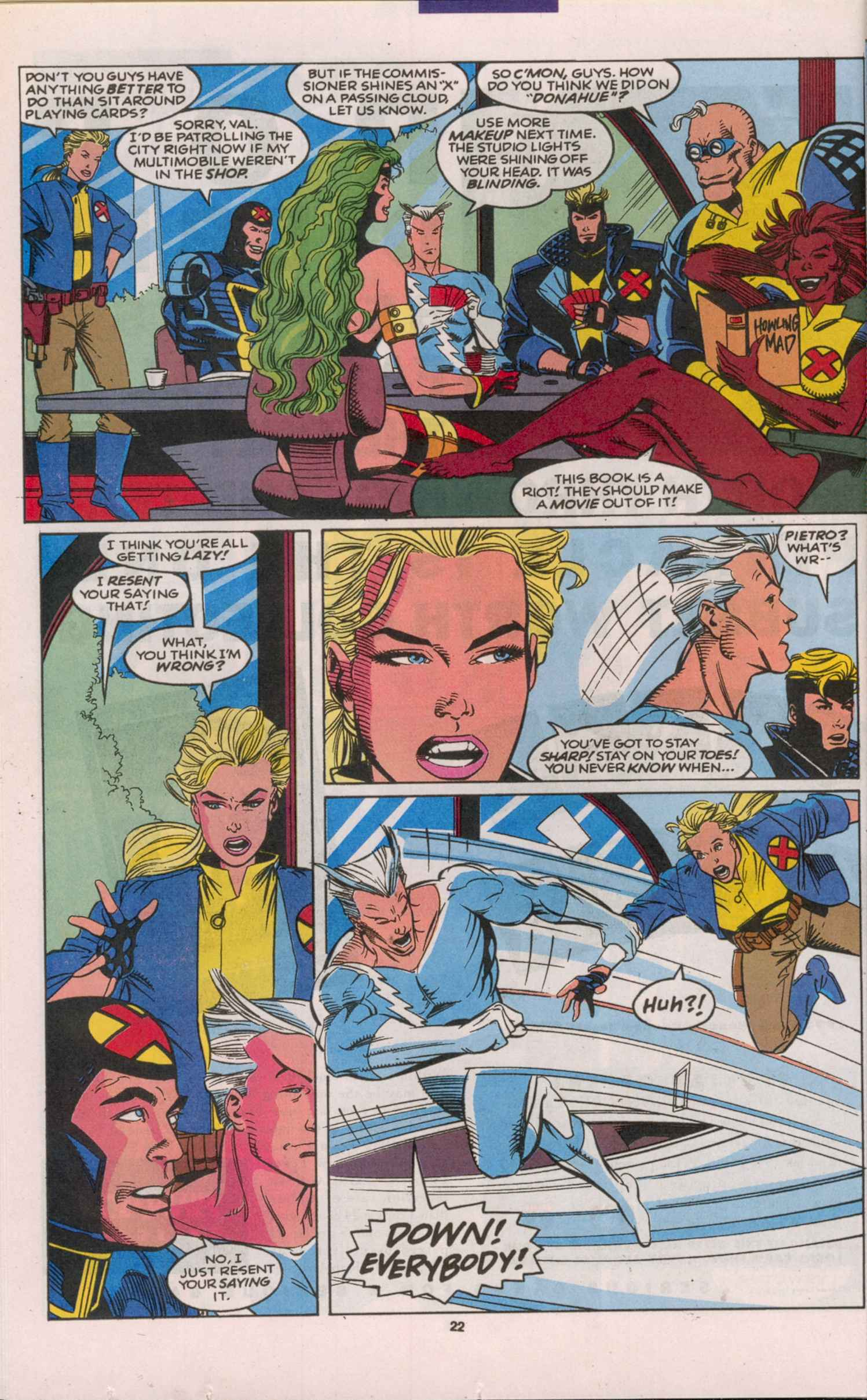 Read online X-Factor (1986) comic -  Issue # _ Annual 8 - 20