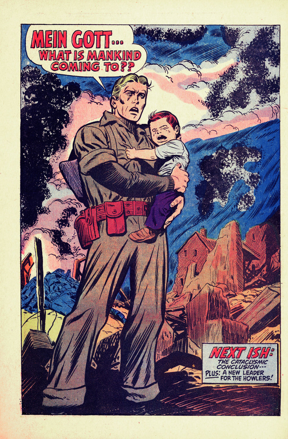Read online Sgt. Fury comic -  Issue #96 - 30