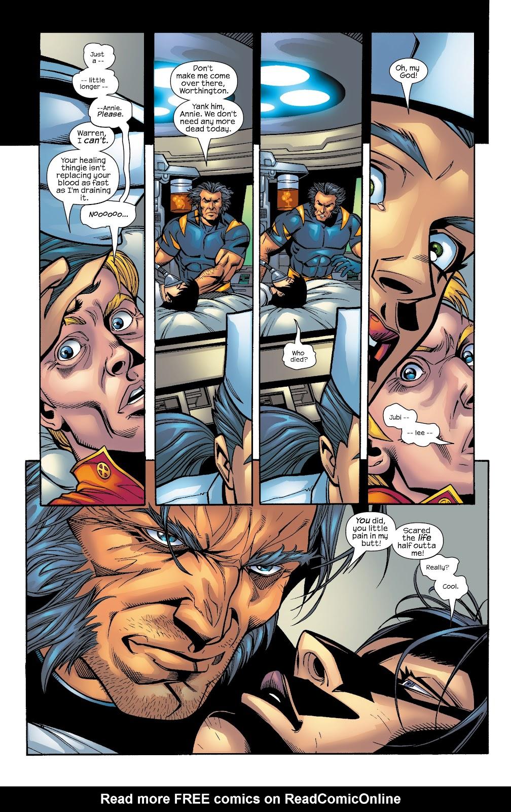 Uncanny X-Men (1963) issue 423 - Page 16