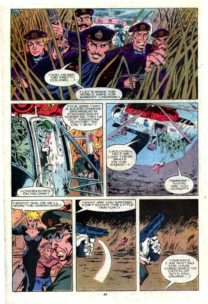 Read online Nth Man the Ultimate Ninja comic -  Issue #4 - 19