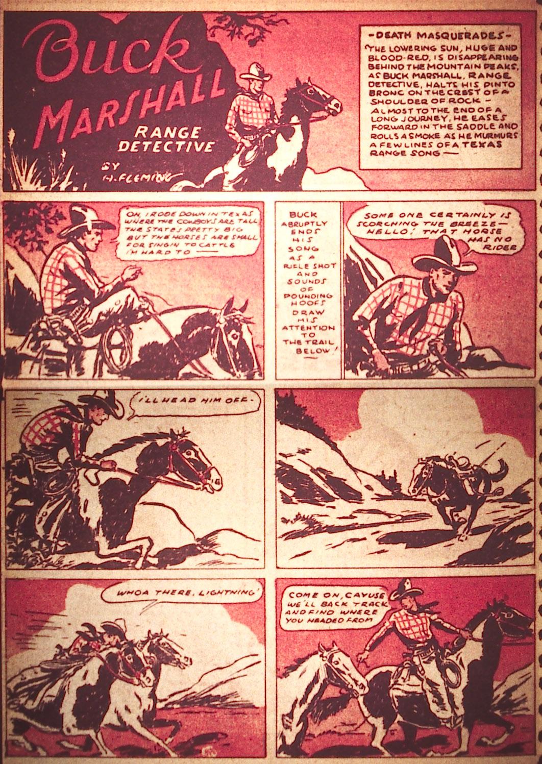 Read online Detective Comics (1937) comic -  Issue #25 - 16