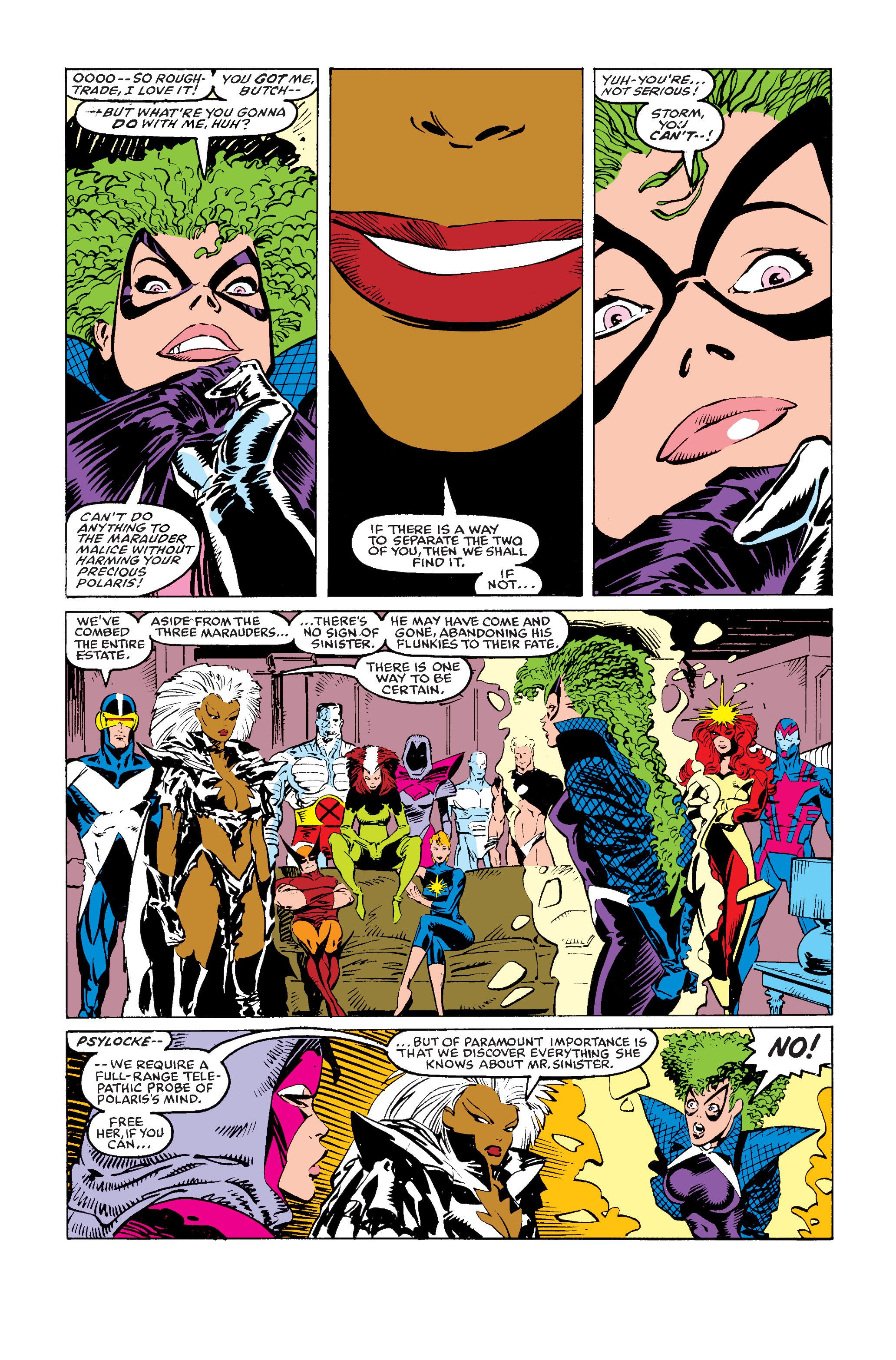 Read online Uncanny X-Men (1963) comic -  Issue #243 - 23