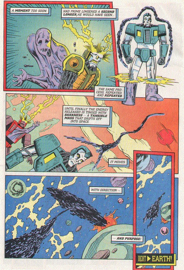 Read online Transformers: Generation 2 comic -  Issue #5 - 17