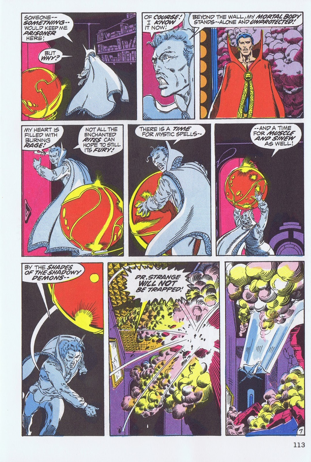 Doctor Strange: Master of the Mystic Arts issue TPB - Page 107