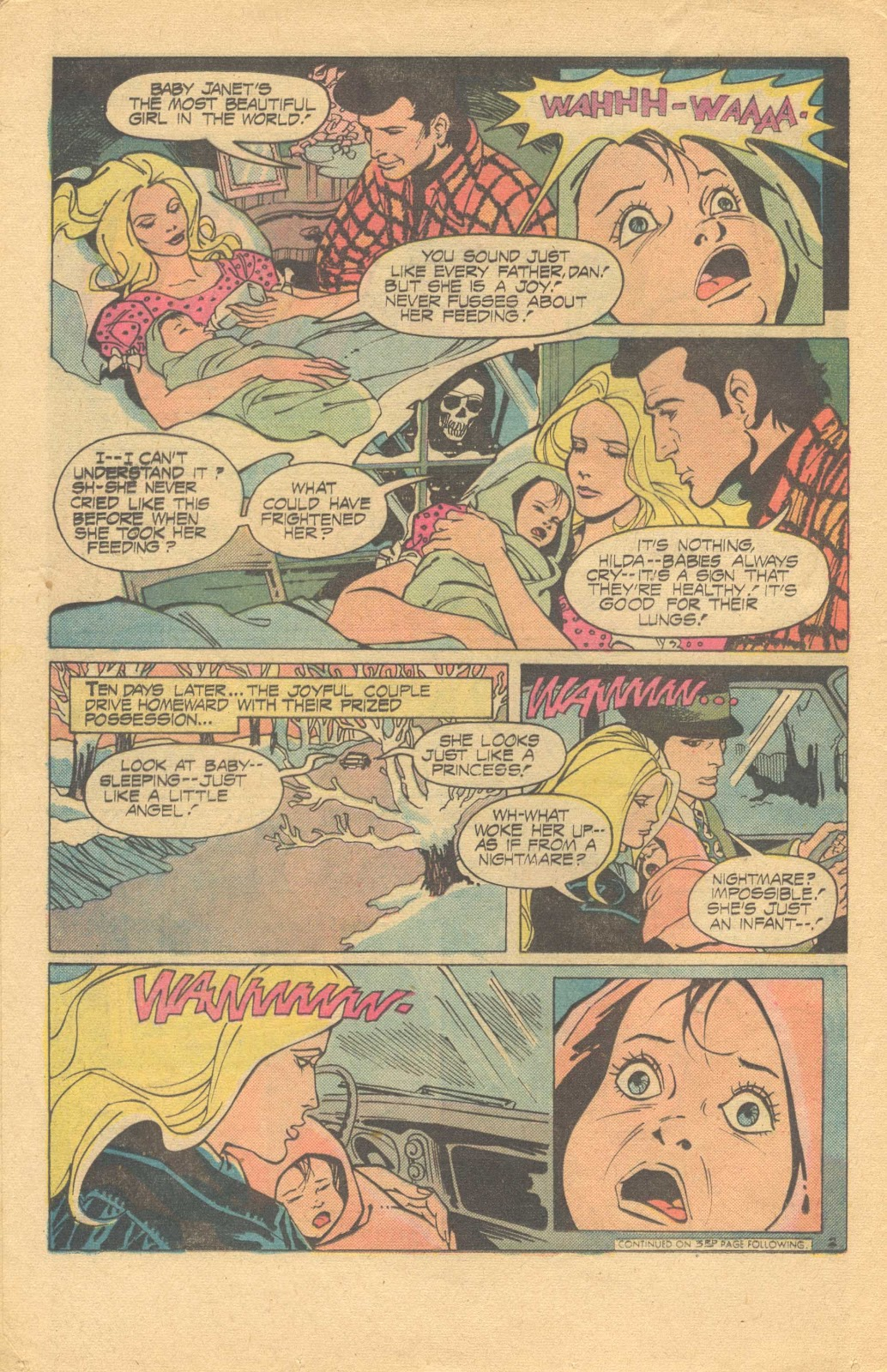 Weird Mystery Tales issue 20 - Page 11