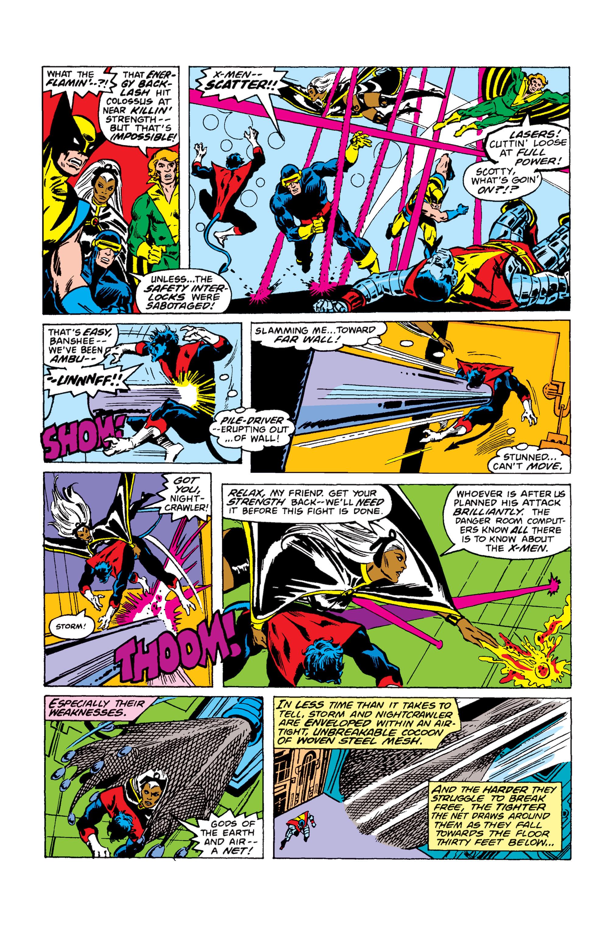 Read online Uncanny X-Men (1963) comic -  Issue #110 - 9