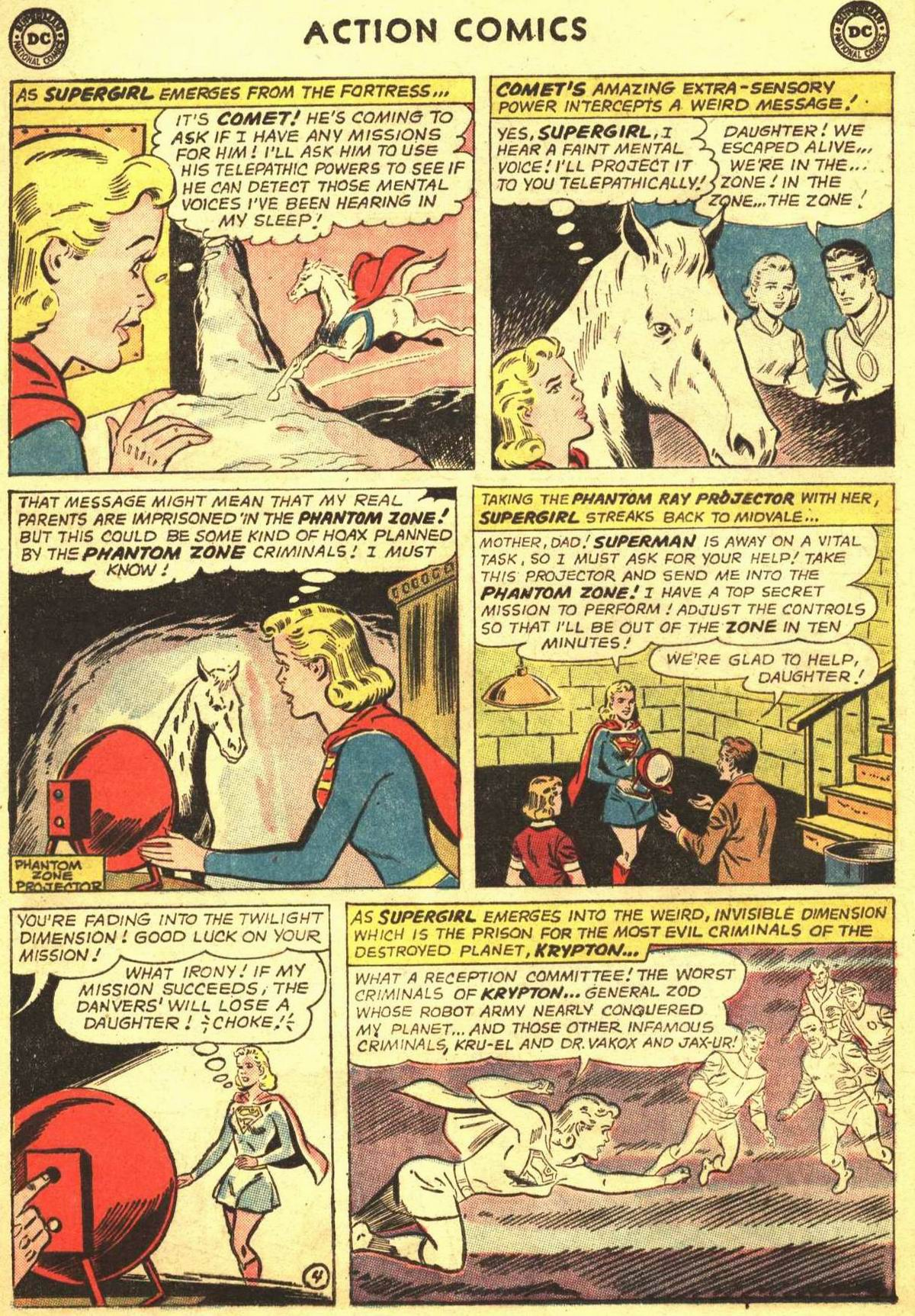 Read online Action Comics (1938) comic -  Issue #309 - 24