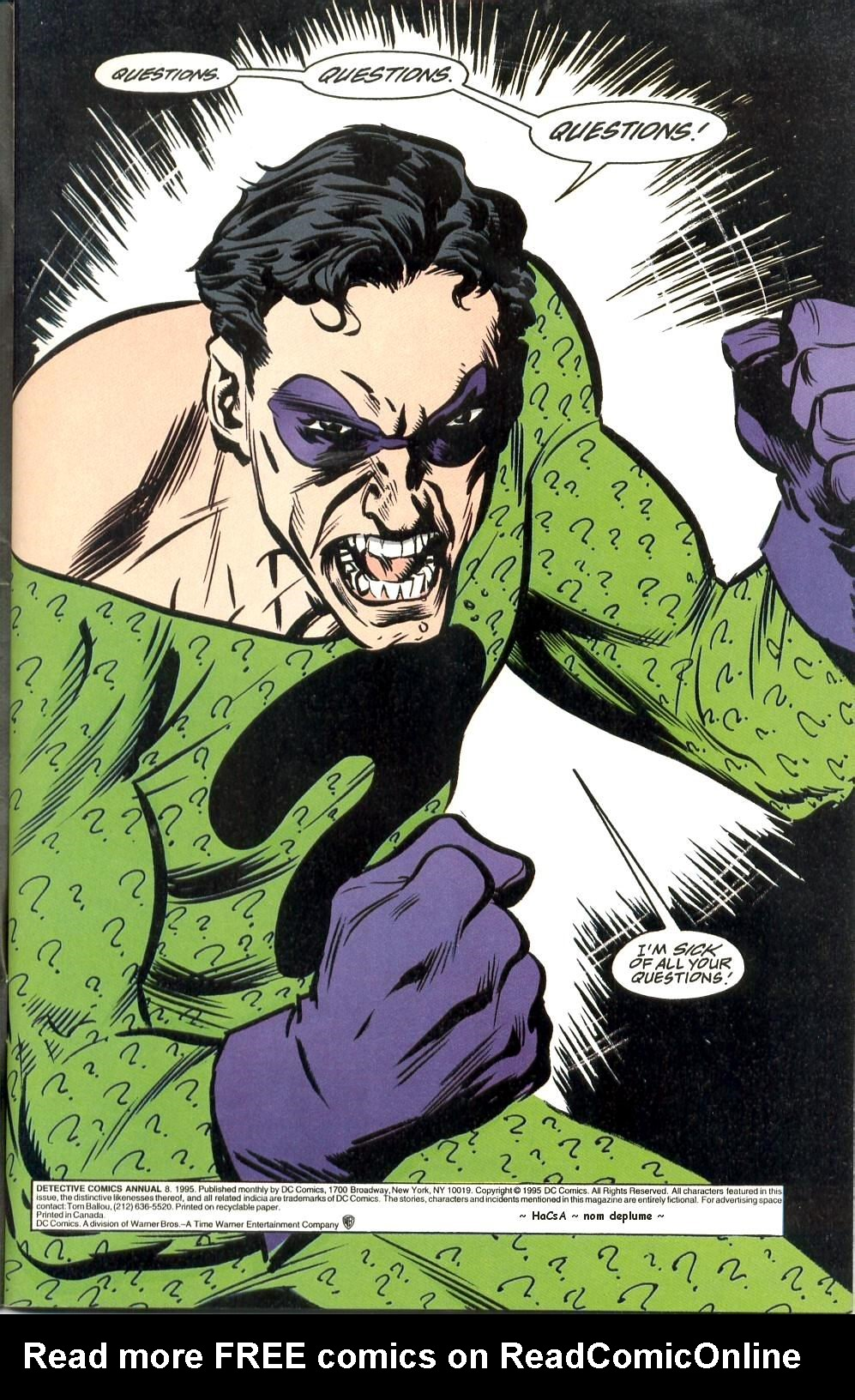 Detective Comics (1937) _Annual_8 Page 1