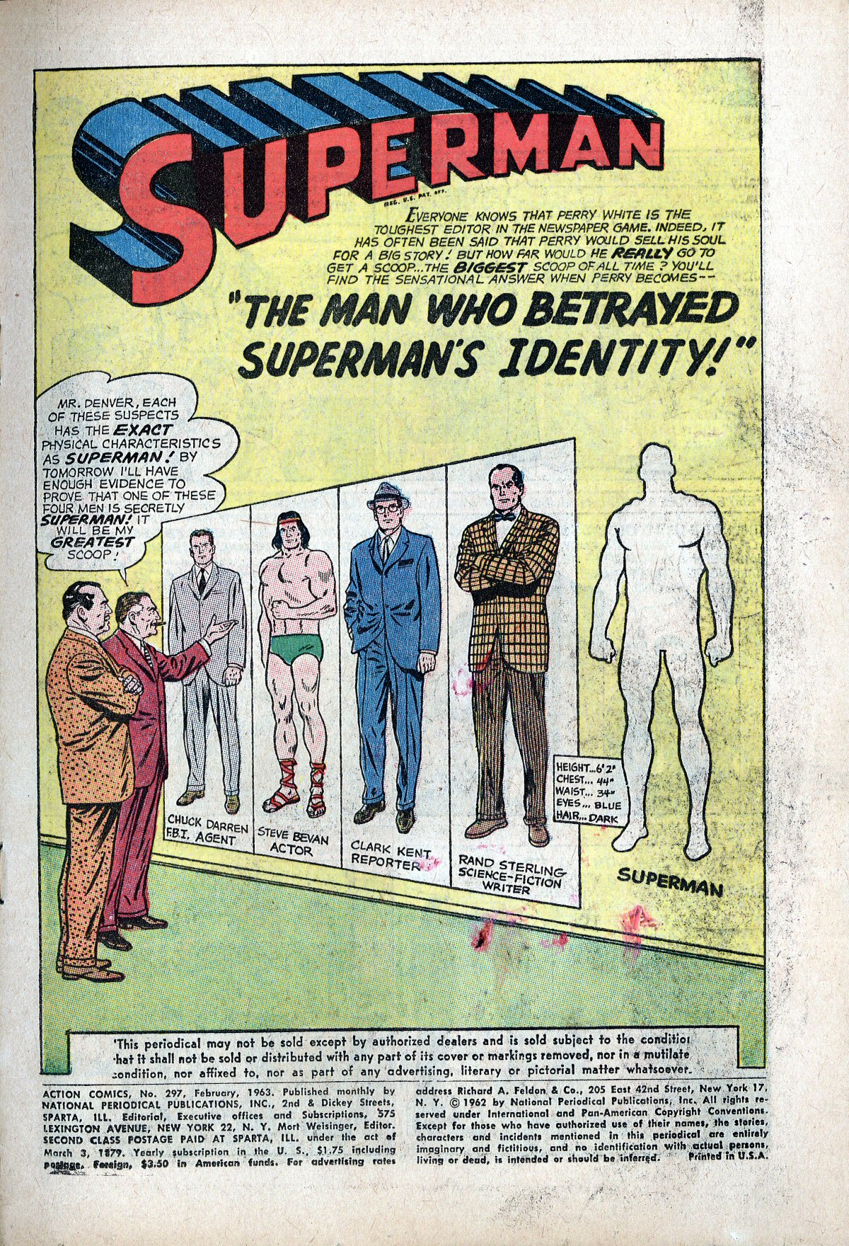 Read online Action Comics (1938) comic -  Issue #297 - 3