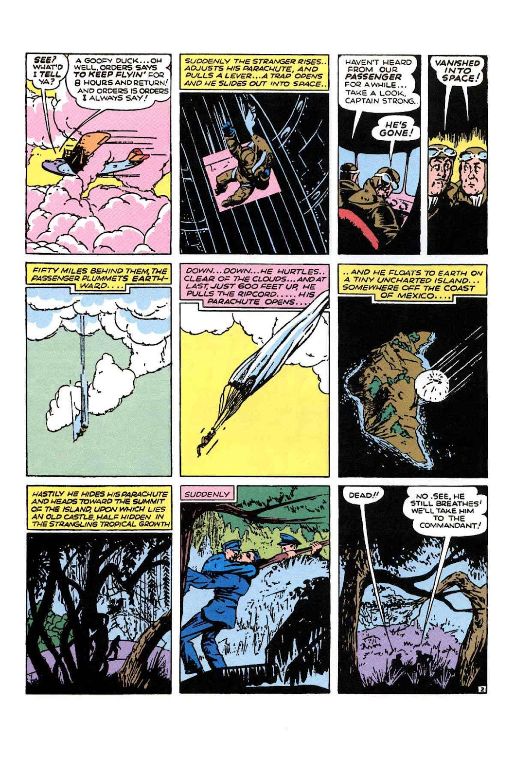 Read online Will Eisner's The Spirit Archives comic -  Issue # TPB 1 (Part 3) - 13