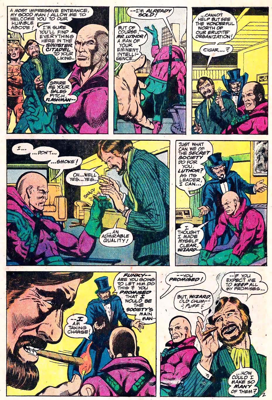 Read online Secret Society of Super-Villains comic -  Issue #7 - 3