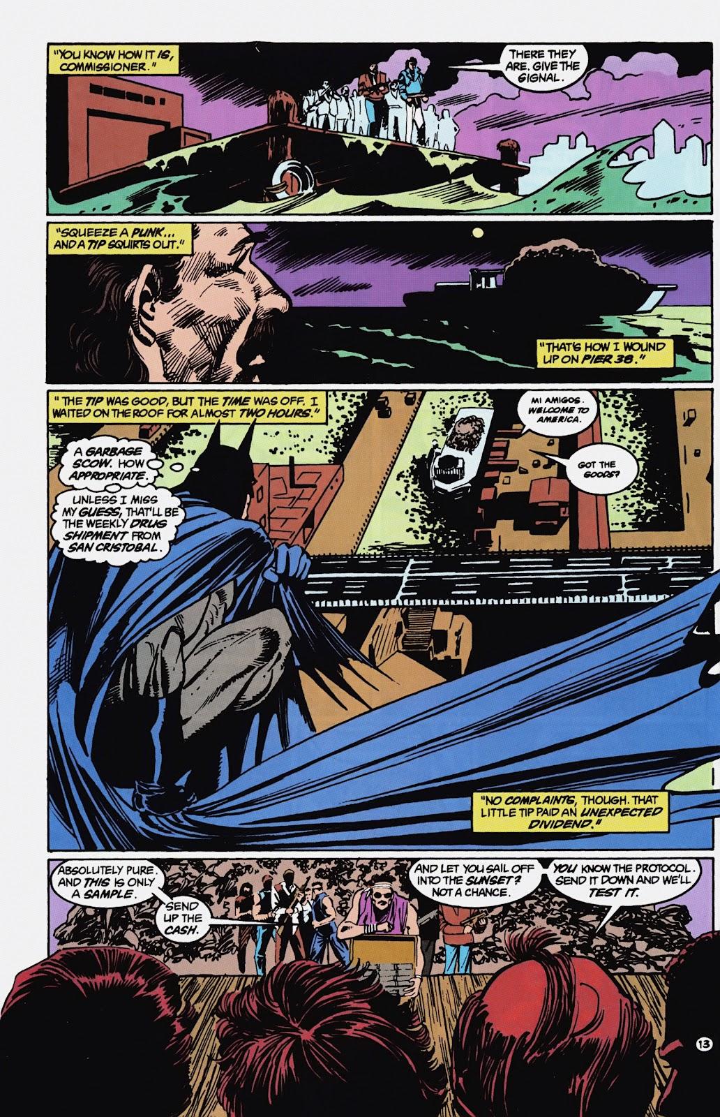 Read online Detective Comics (1937) comic -  Issue # _TPB Batman - Blind Justice (Part 1) - 18
